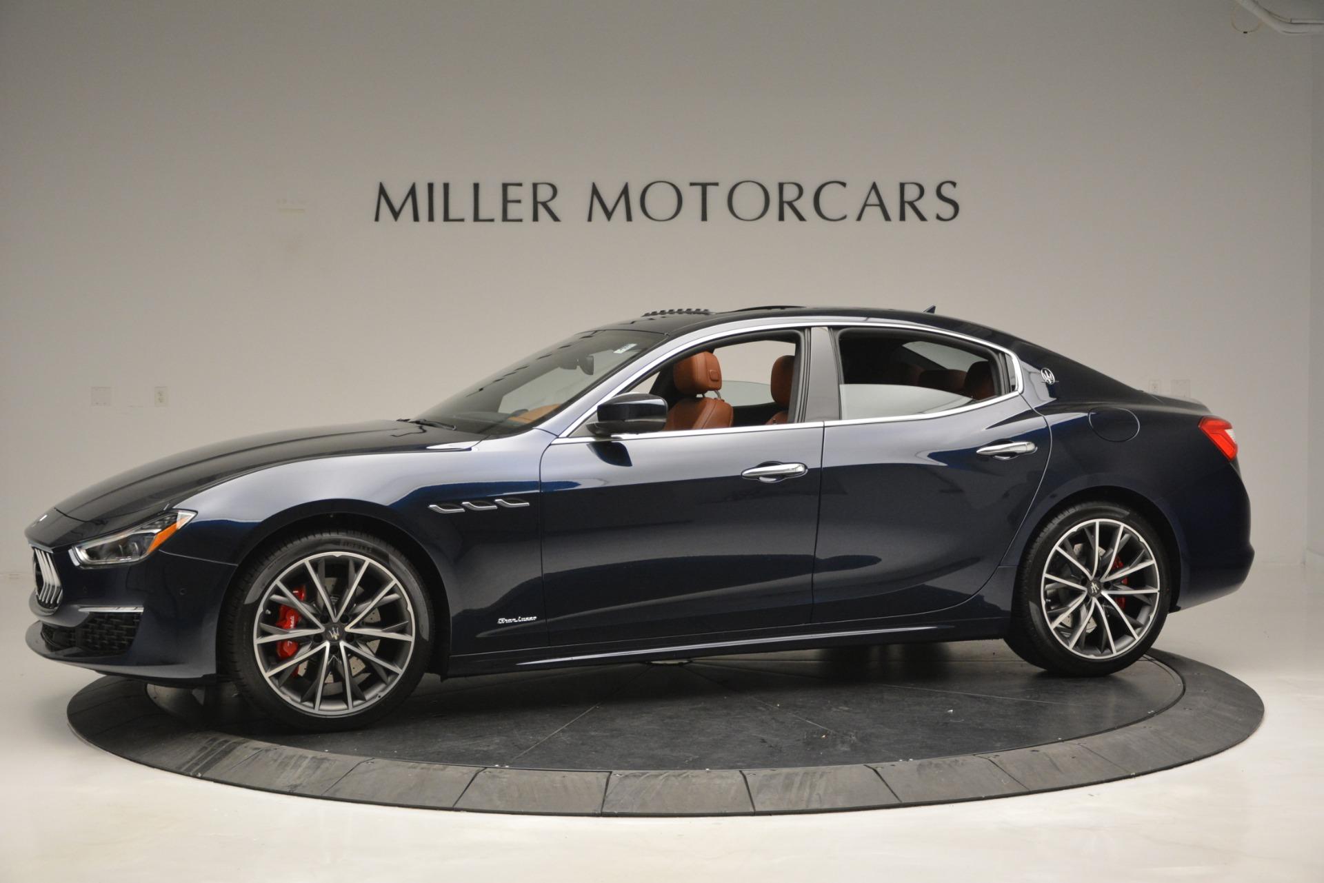 New 2019 Maserati Ghibli S Q4 GranSport For Sale In Greenwich, CT 2948_p3