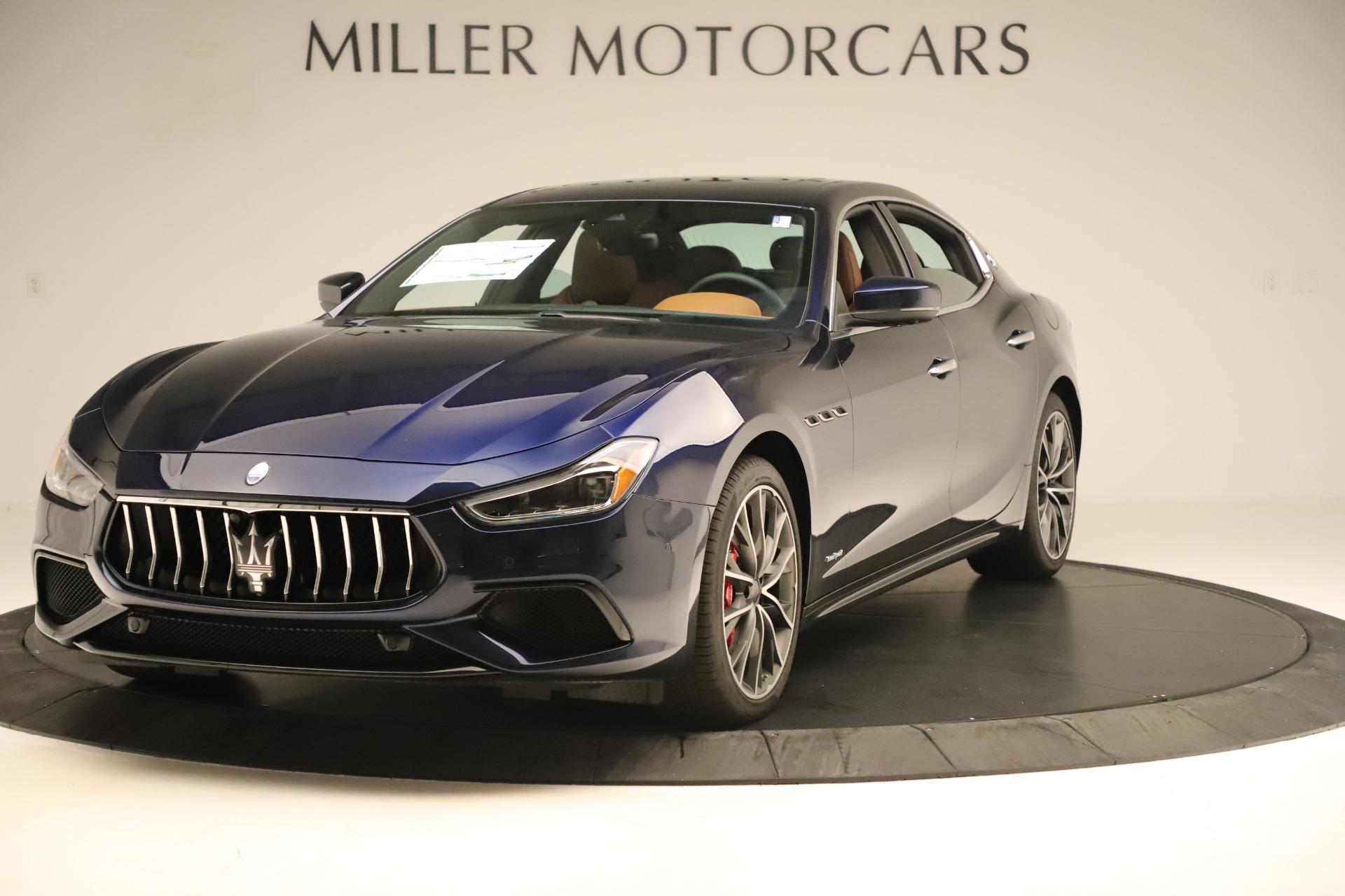 New 2019 Maserati Ghibli S Q4 GranSport For Sale In Greenwich, CT 2949_main