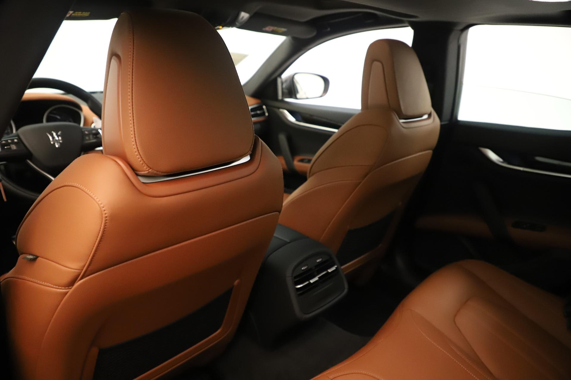 New 2019 Maserati Ghibli S Q4 GranSport For Sale In Greenwich, CT 2949_p20