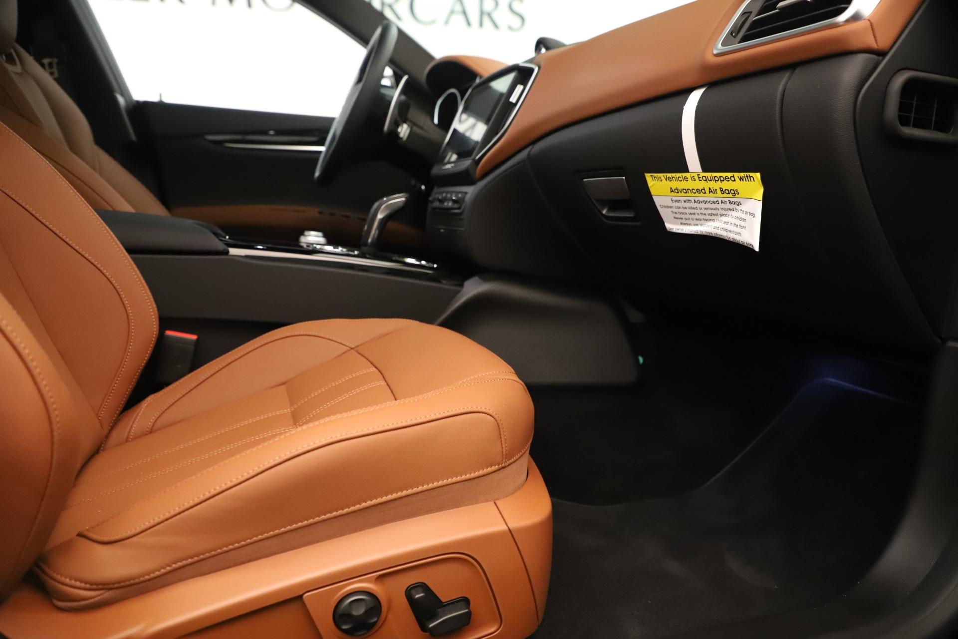 New 2019 Maserati Ghibli S Q4 GranSport For Sale In Greenwich, CT 2949_p23