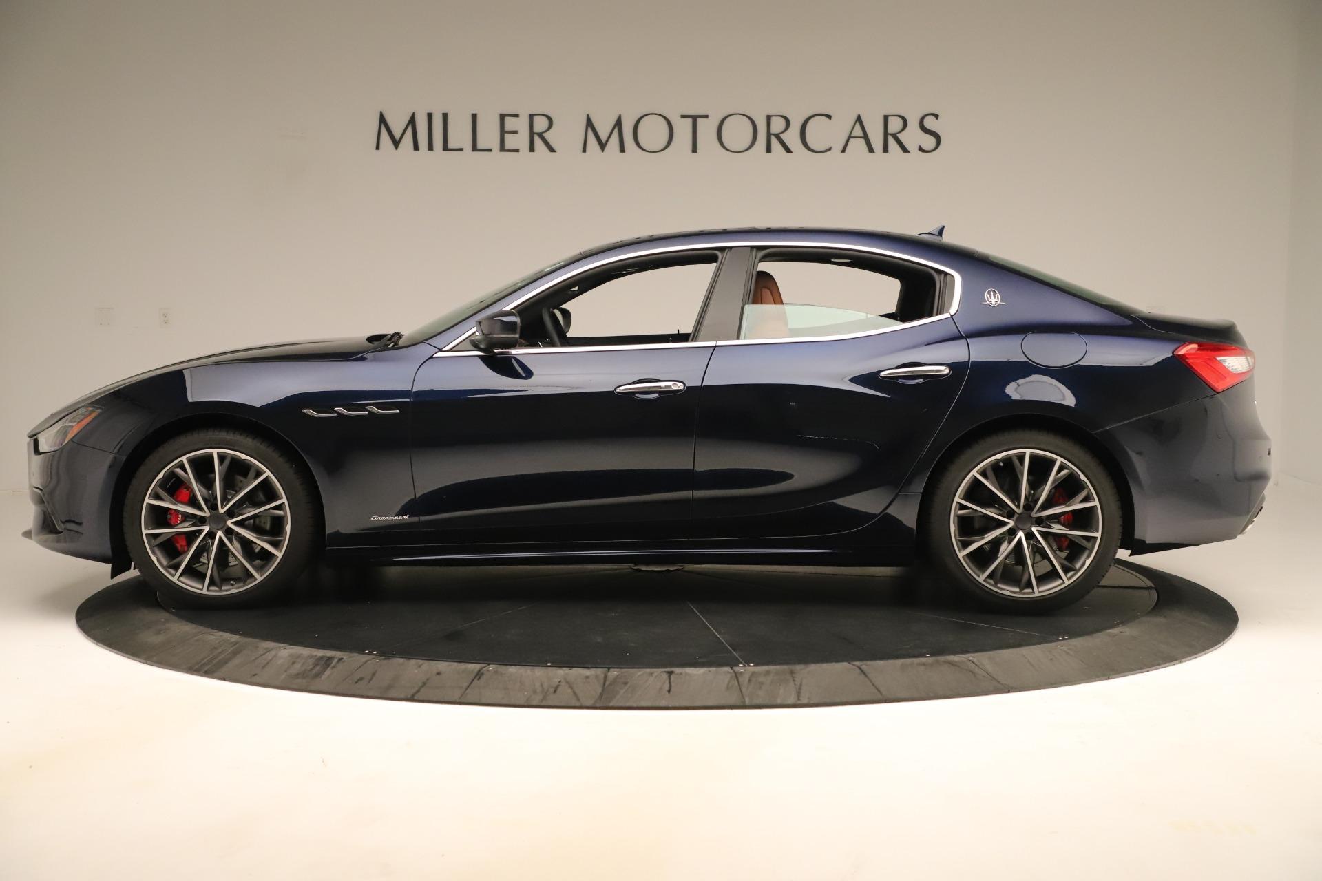 New 2019 Maserati Ghibli S Q4 GranSport For Sale In Greenwich, CT 2949_p3