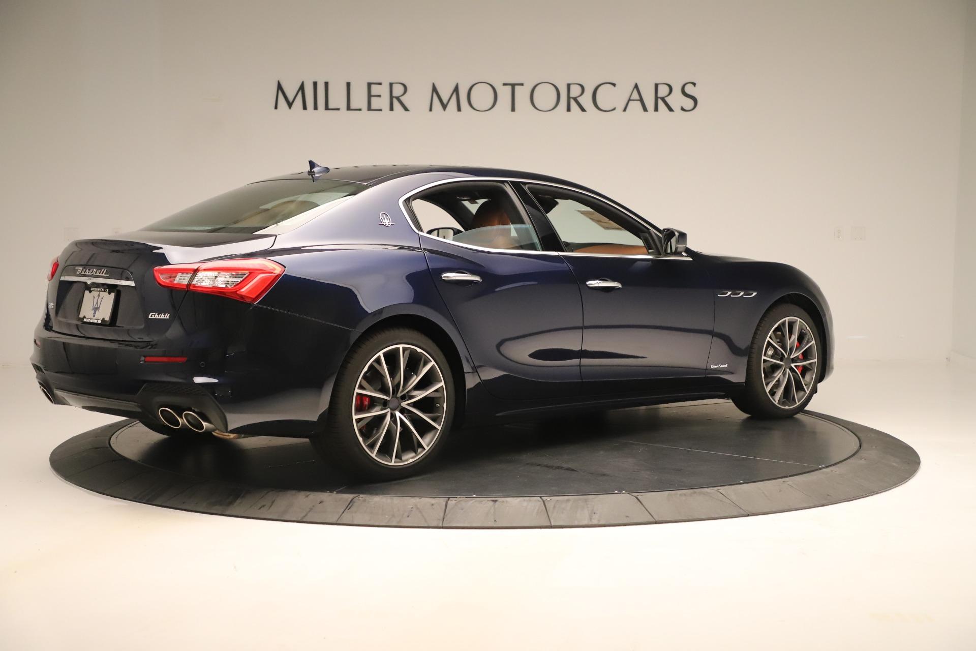 New 2019 Maserati Ghibli S Q4 GranSport For Sale In Greenwich, CT 2949_p8
