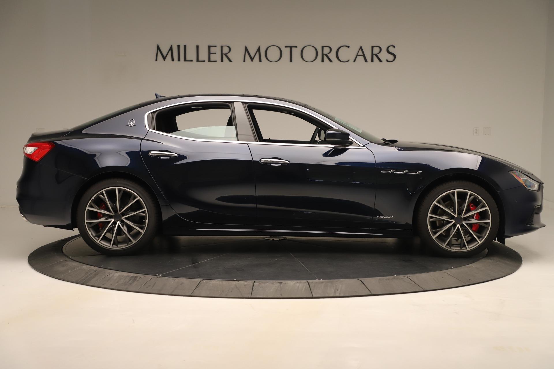 New 2019 Maserati Ghibli S Q4 GranSport For Sale In Greenwich, CT 2949_p9