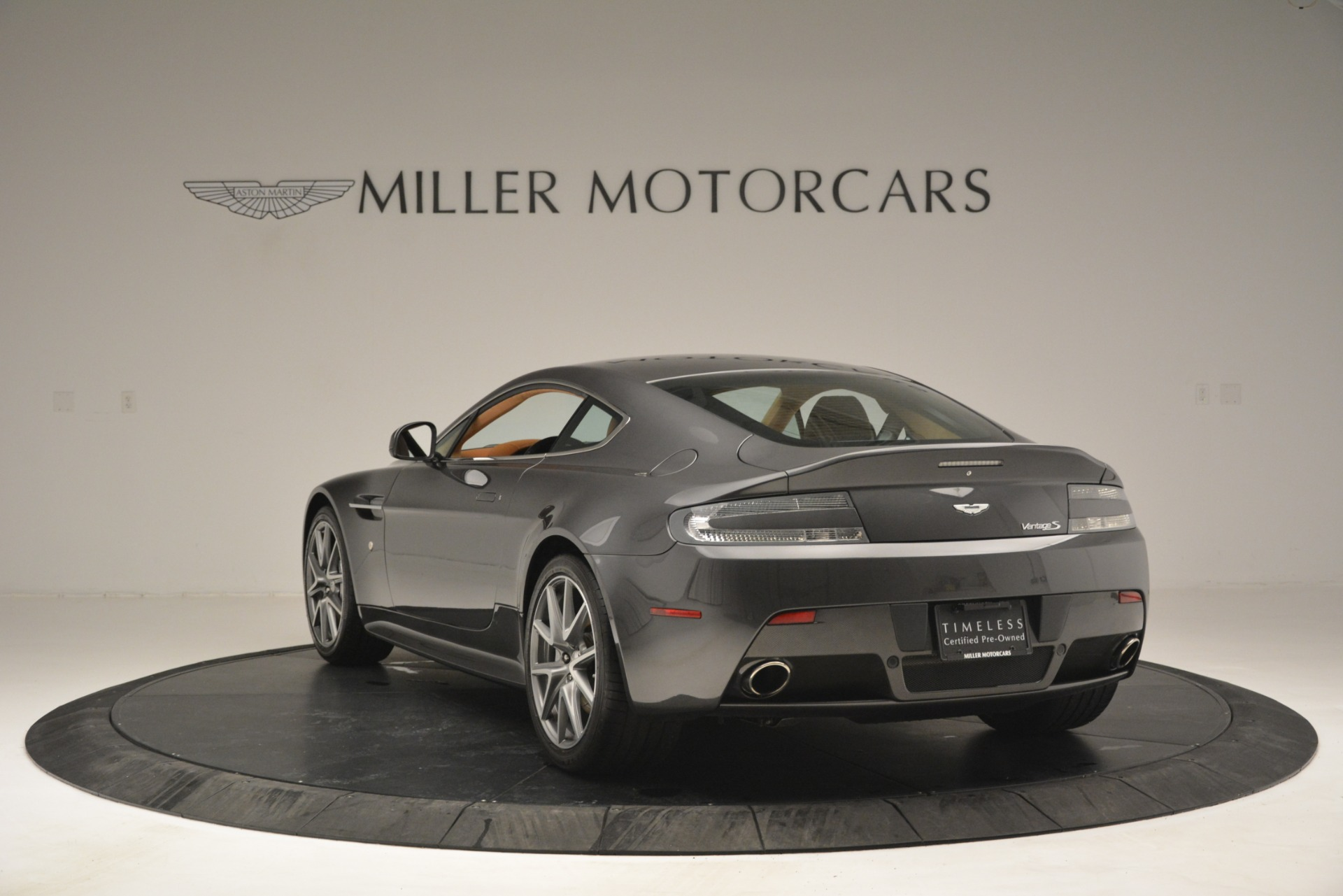 Used 2012 Aston Martin V8 Vantage S Coupe For Sale In Greenwich, CT 2951_p5