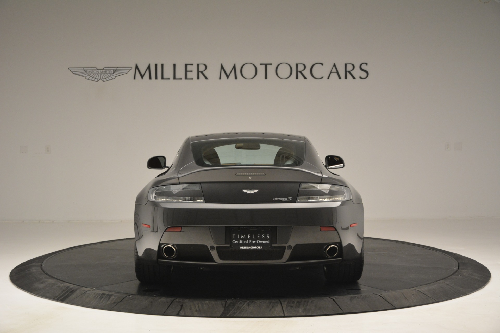 Used 2012 Aston Martin V8 Vantage S Coupe For Sale In Greenwich, CT 2951_p6
