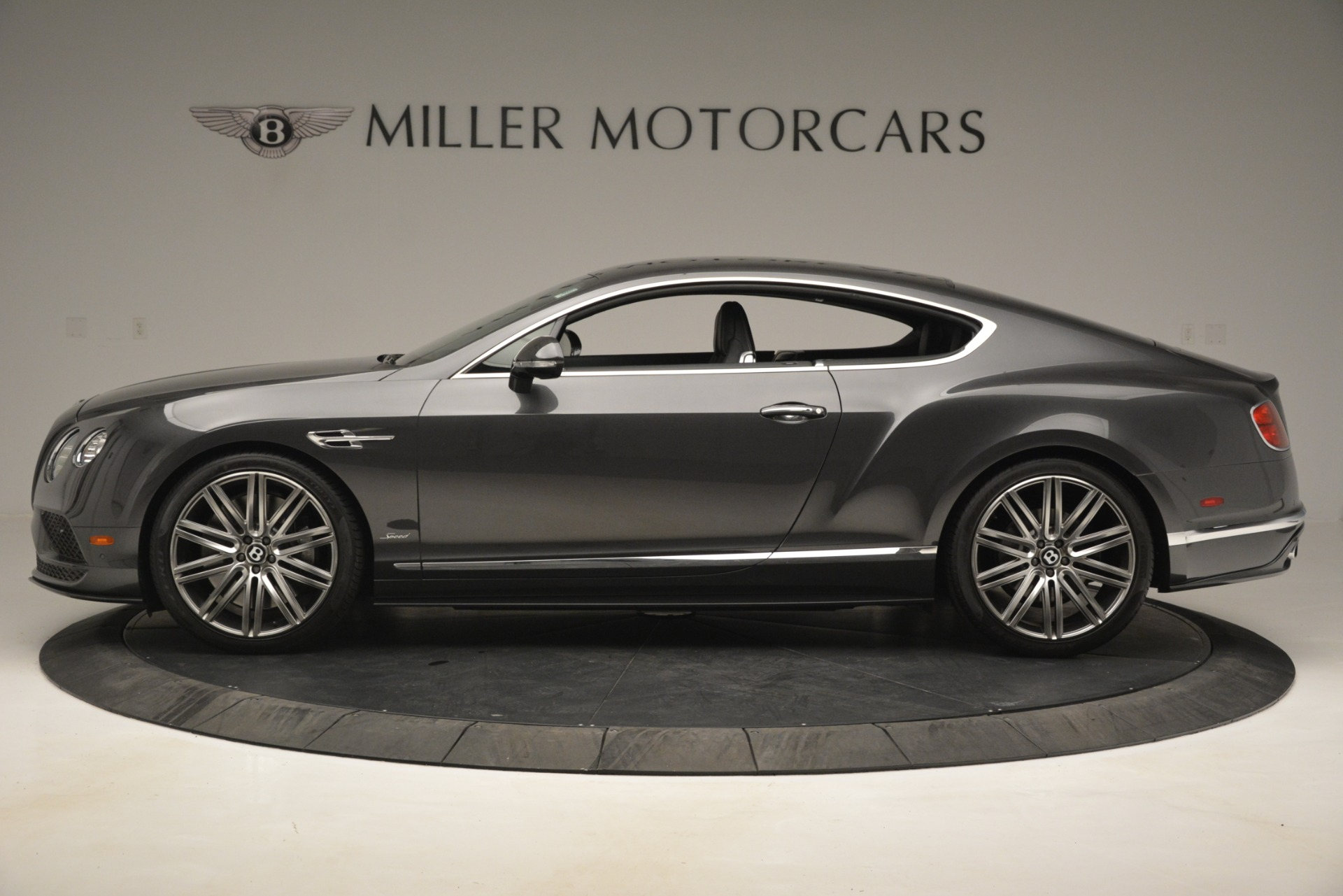 Used 2016 Bentley Continental GT Speed For Sale In Greenwich, CT 2953_p3