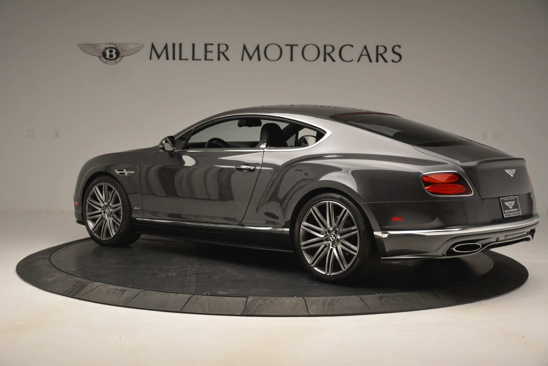 Used 2016 Bentley Continental GT Speed For Sale In Greenwich, CT 2953_p4