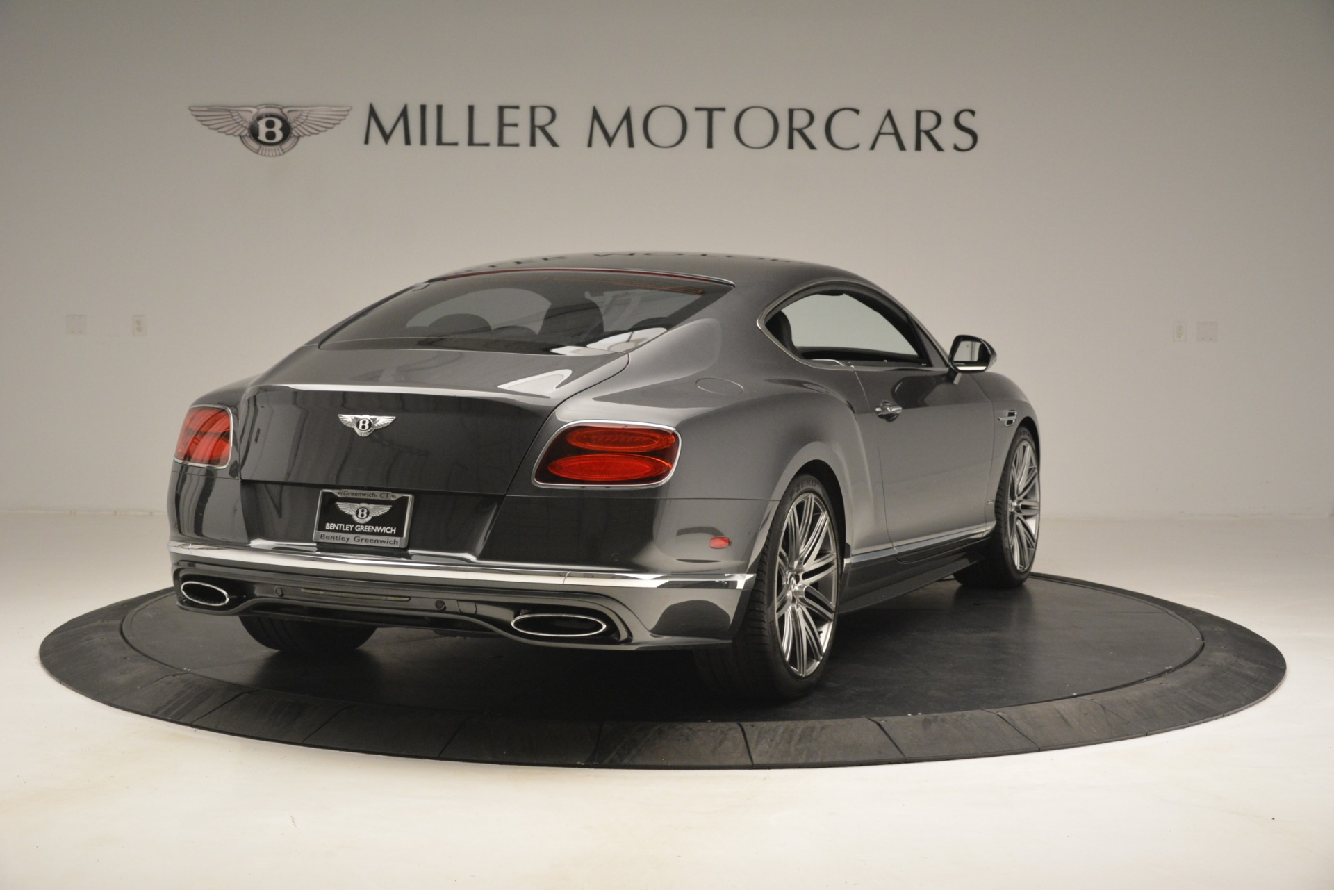 Used 2016 Bentley Continental GT Speed For Sale In Greenwich, CT 2953_p7