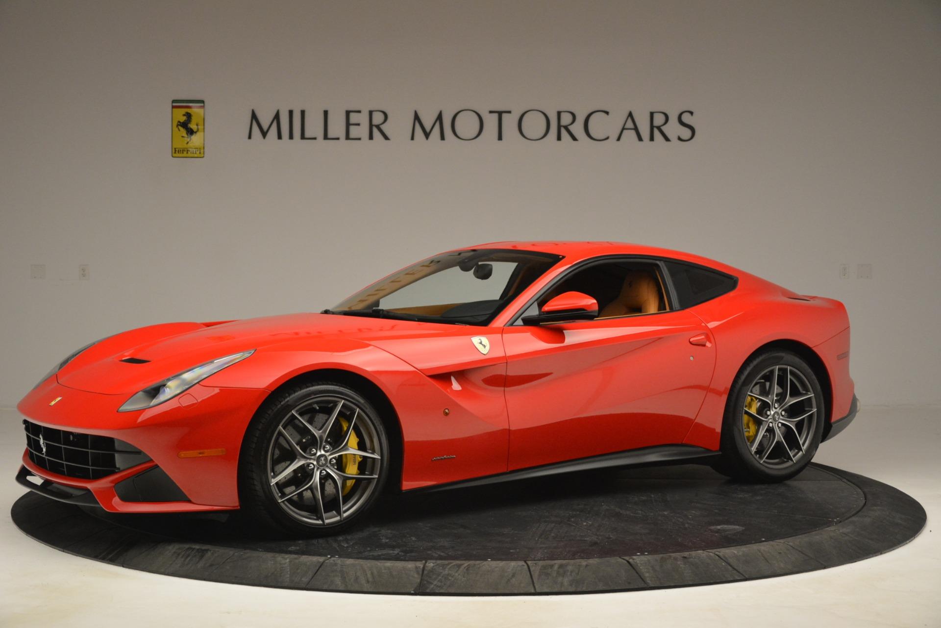 Used 2017 Ferrari F12 Berlinetta  For Sale In Greenwich, CT 2956_p2