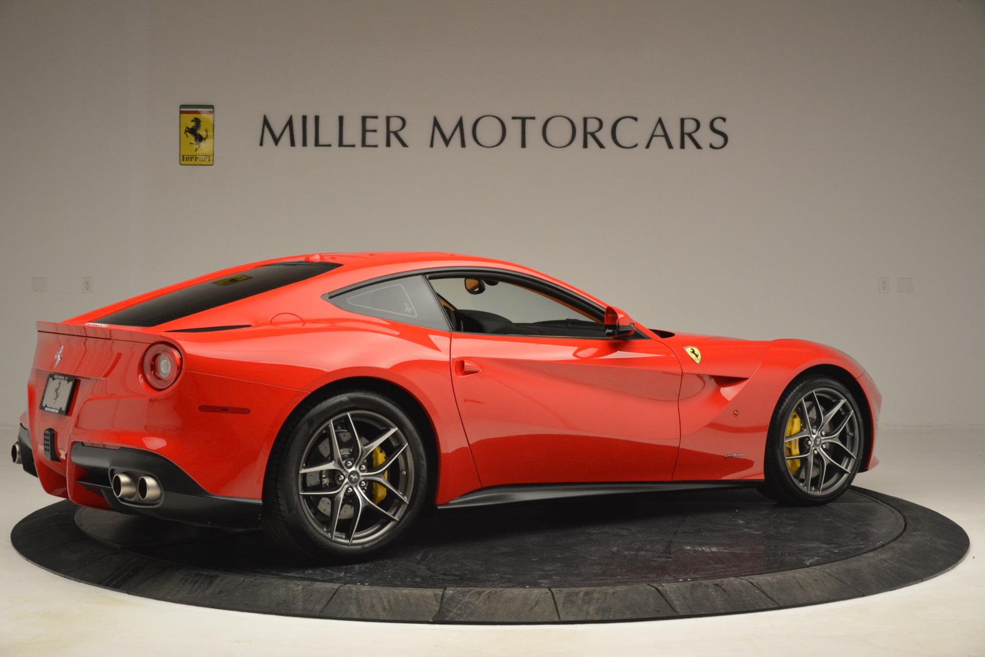Used 2017 Ferrari F12 Berlinetta  For Sale In Greenwich, CT 2956_p8