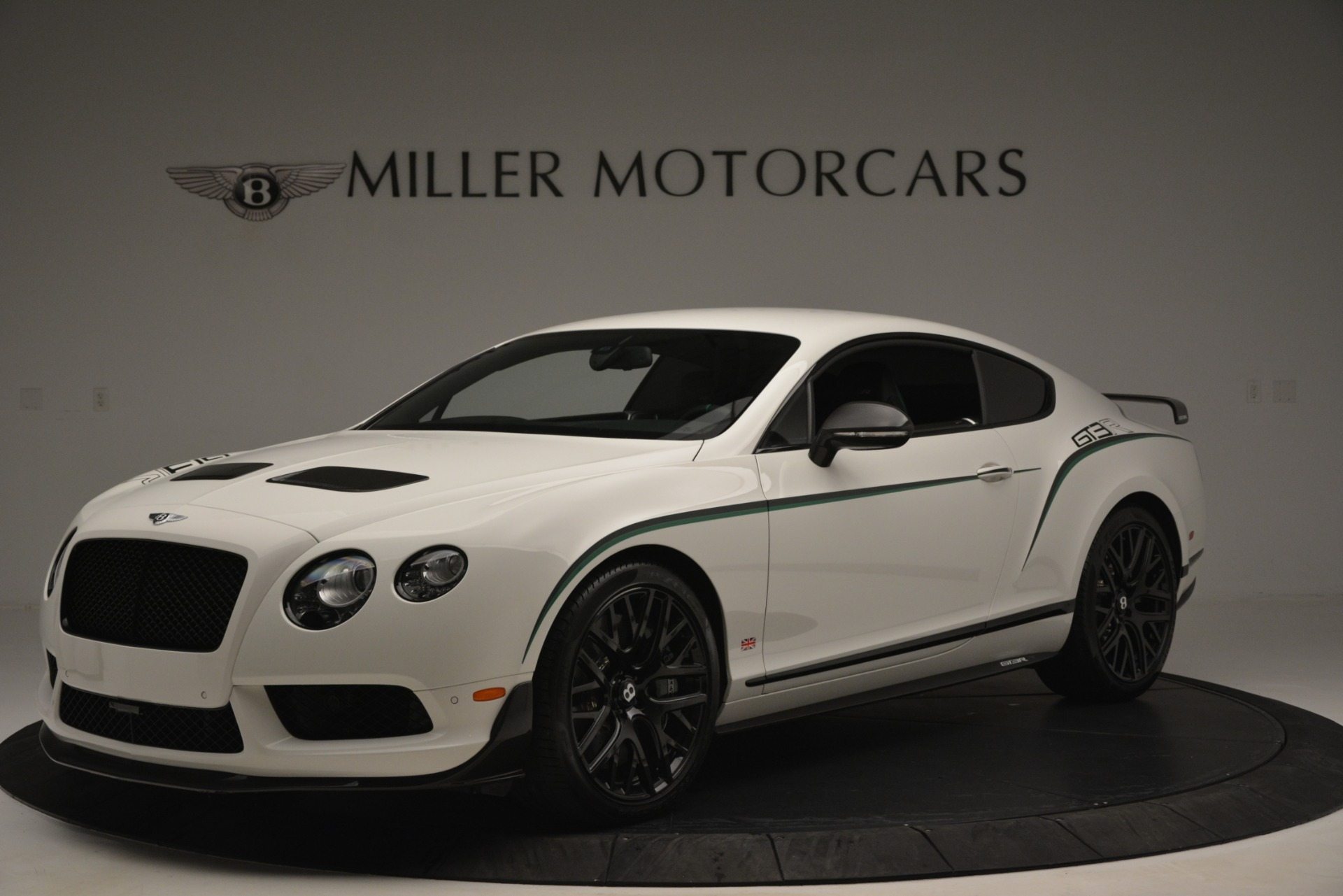 Used 2015 Bentley Continental GT GT3-R For Sale In Greenwich, CT 2957_p2