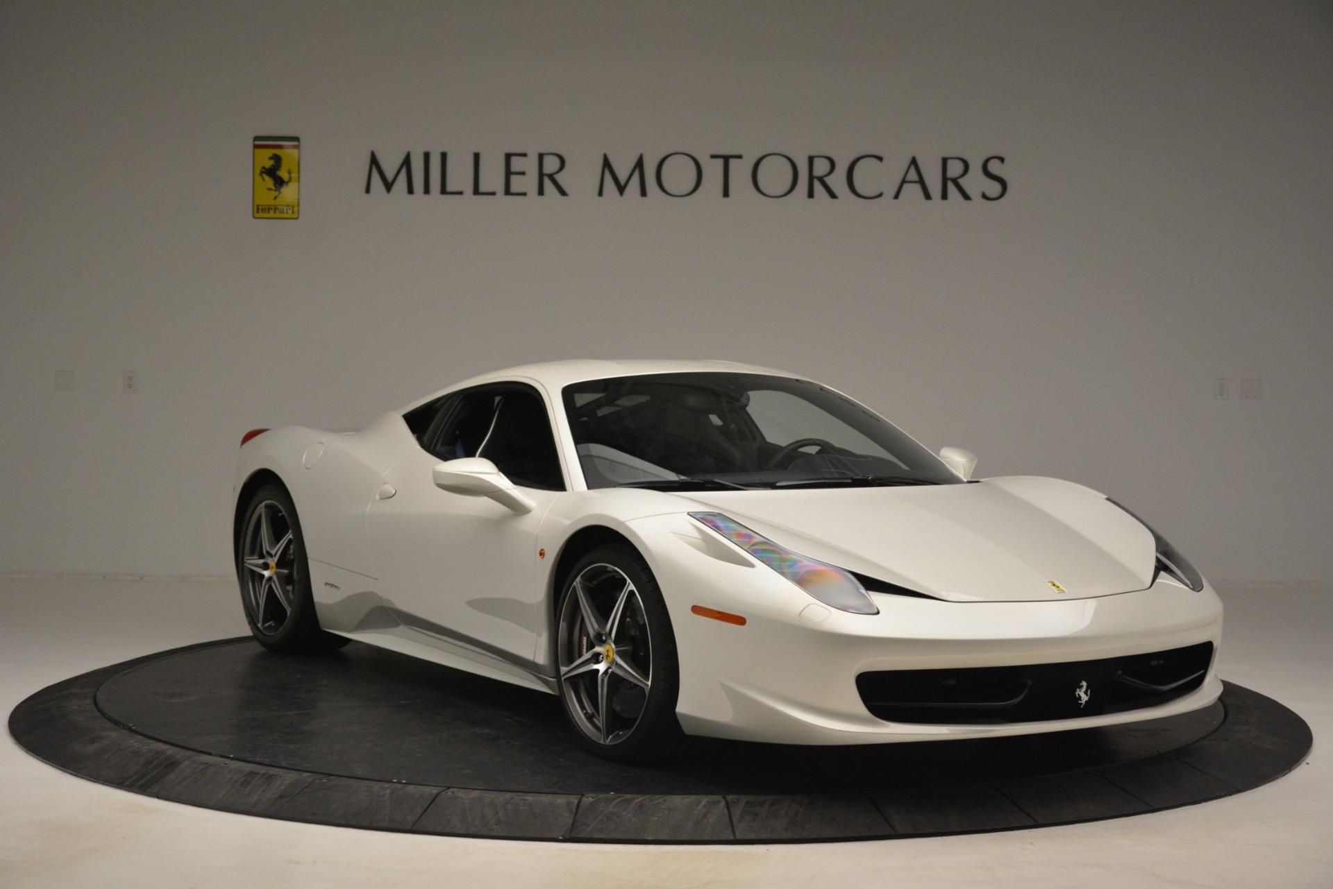 Used 2014 Ferrari 458 Italia  For Sale In Greenwich, CT 2959_p11