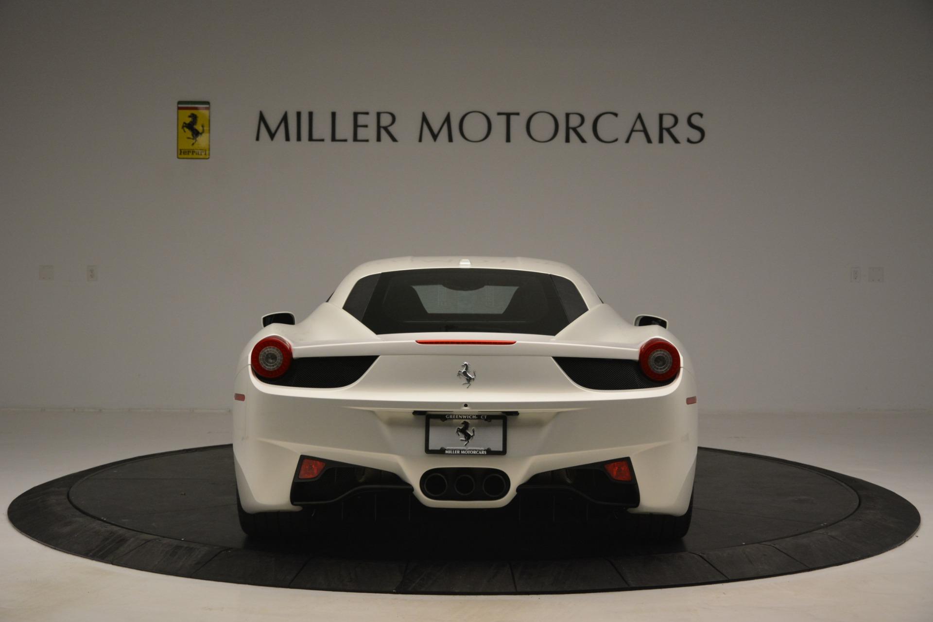 Used 2014 Ferrari 458 Italia  For Sale In Greenwich, CT 2959_p6