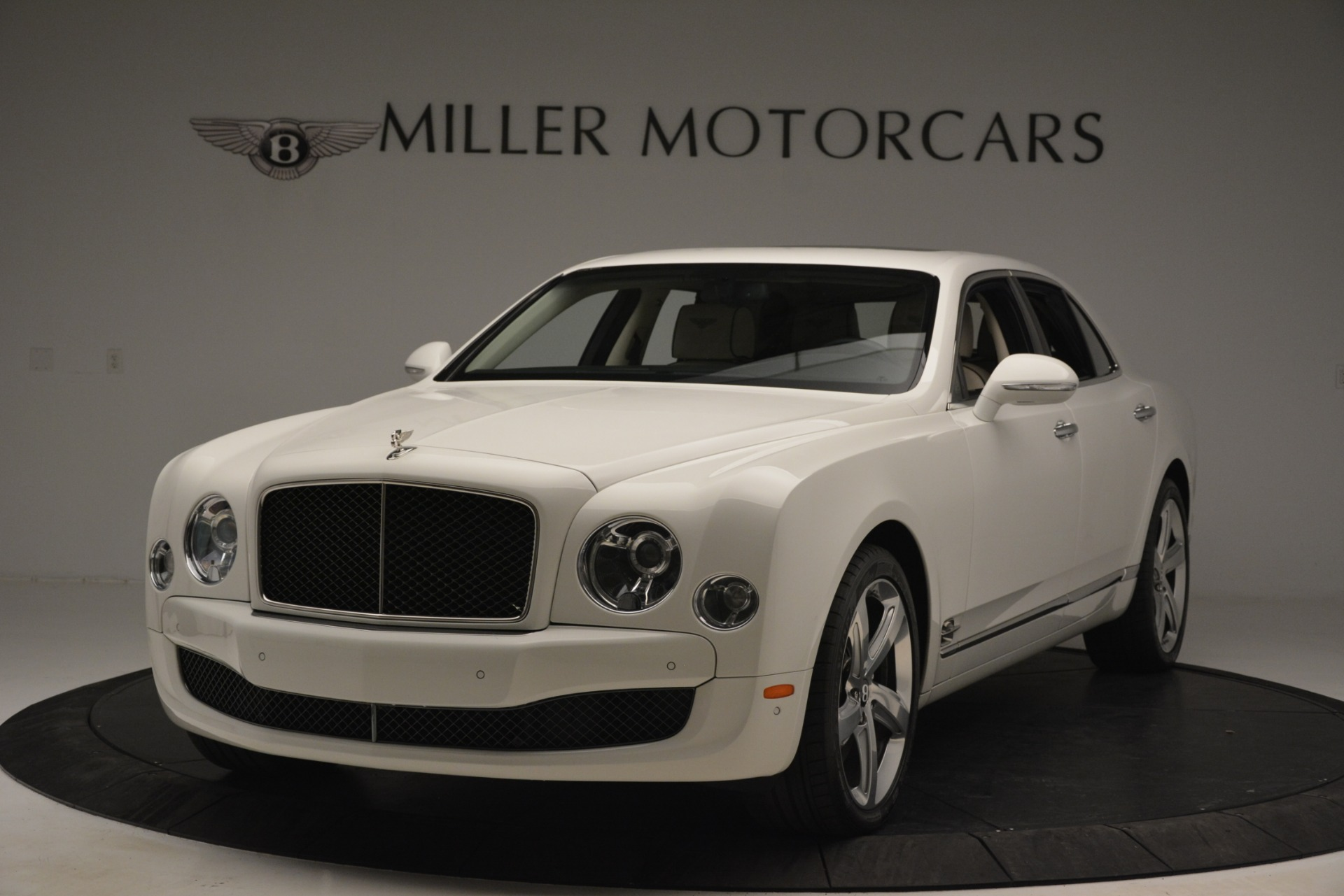 Used 2016 Bentley Mulsanne Speed For Sale In Greenwich, CT 2960_main