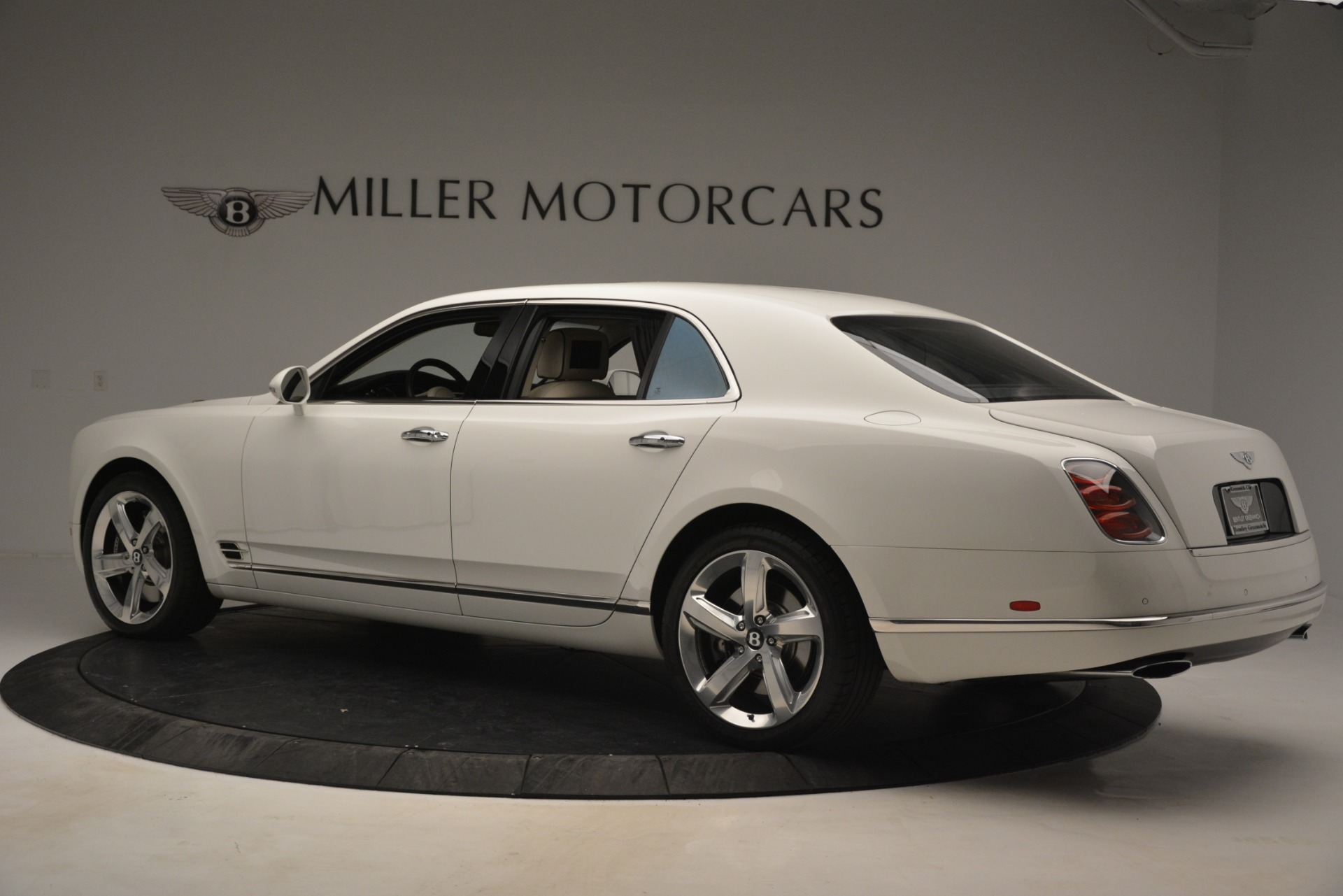 Used 2016 Bentley Mulsanne Speed For Sale In Greenwich, CT 2960_p4