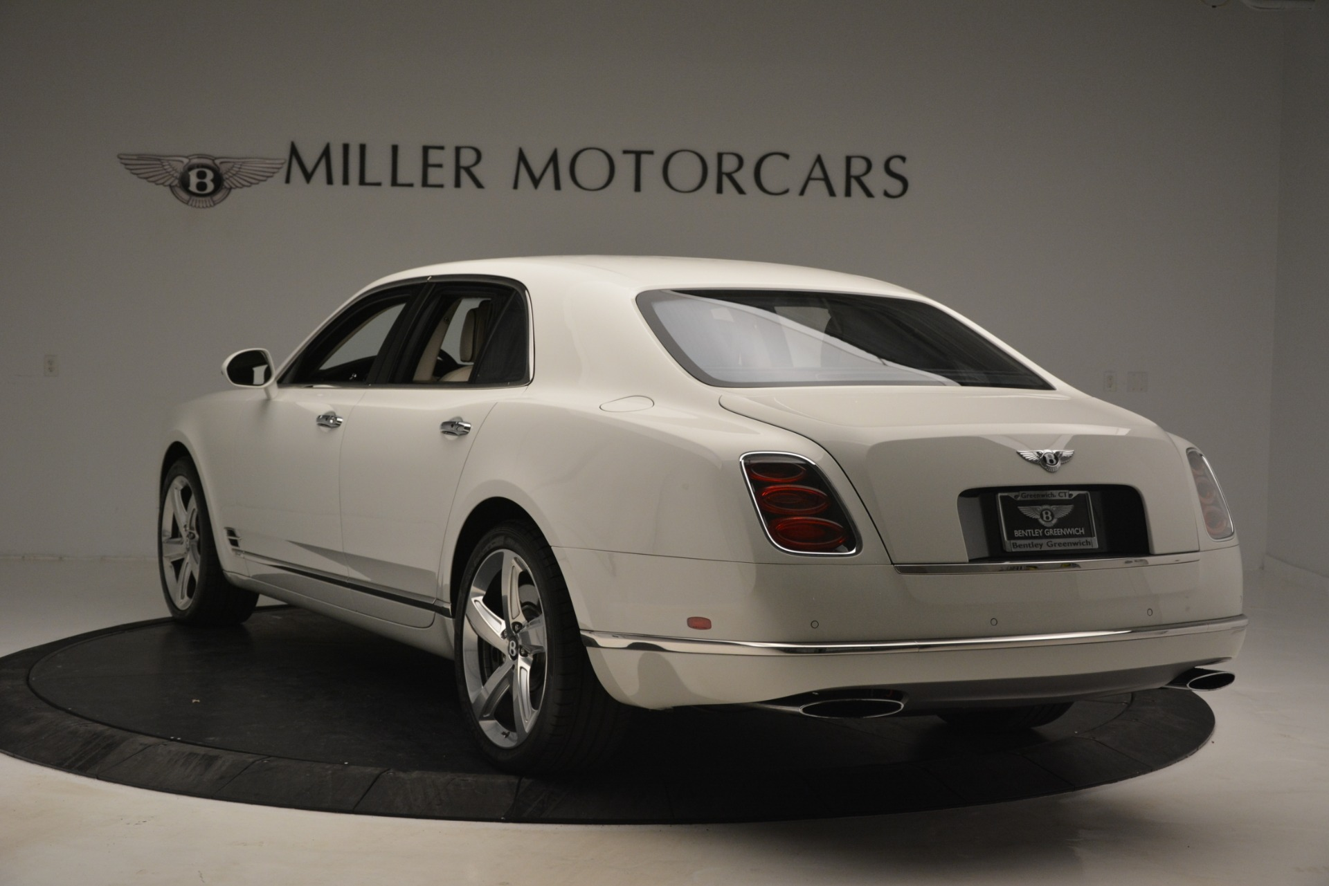 Used 2016 Bentley Mulsanne Speed For Sale In Greenwich, CT 2960_p5