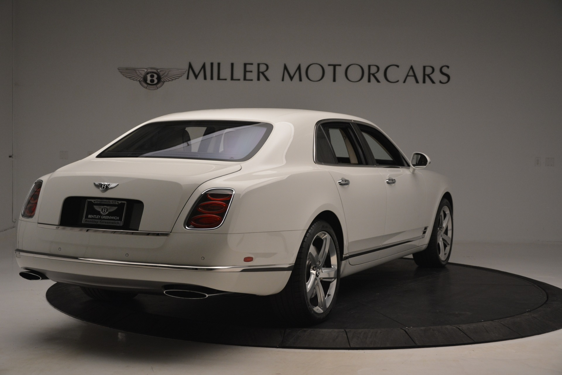 Used 2016 Bentley Mulsanne Speed For Sale In Greenwich, CT 2960_p7