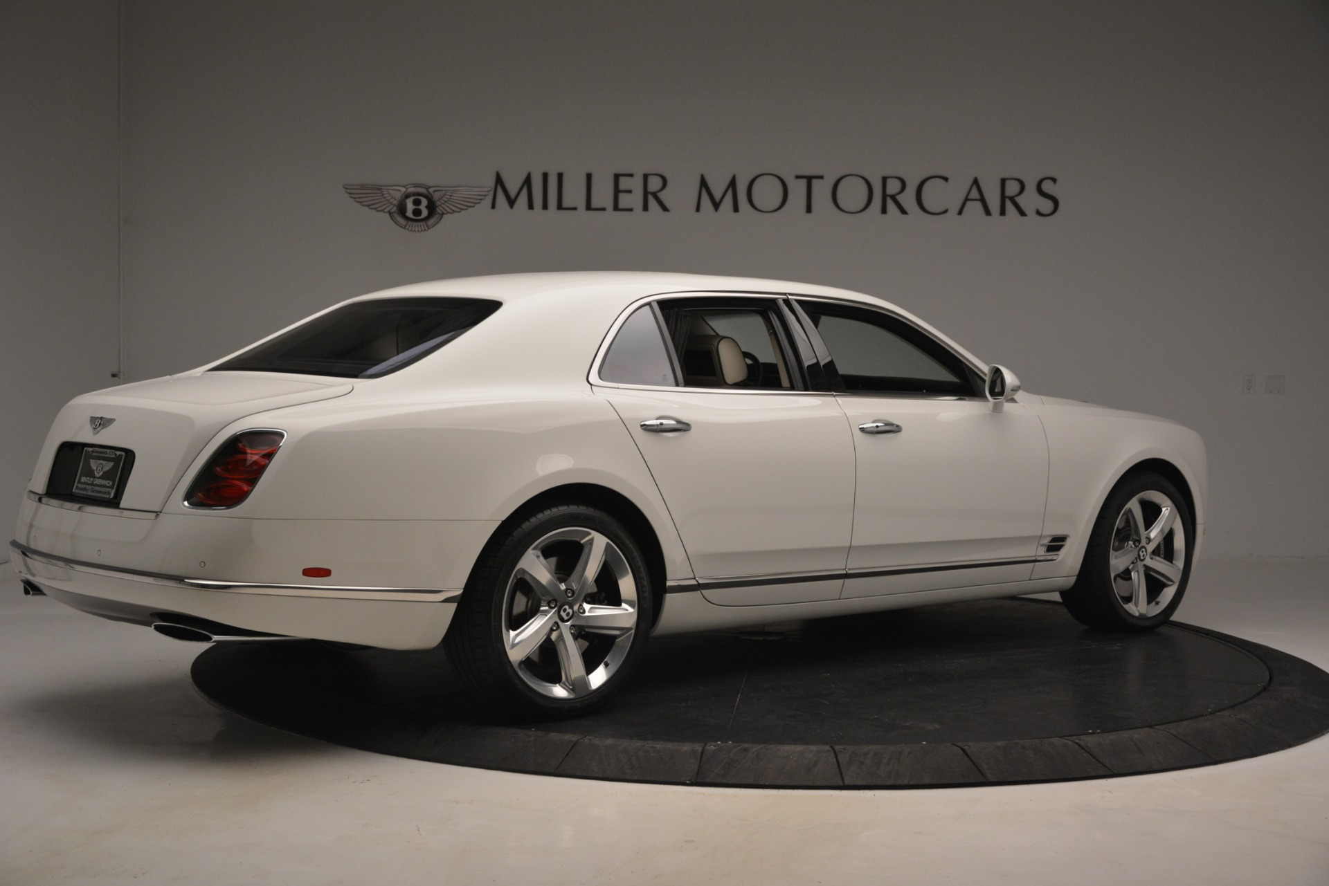 Used 2016 Bentley Mulsanne Speed For Sale In Greenwich, CT 2960_p8