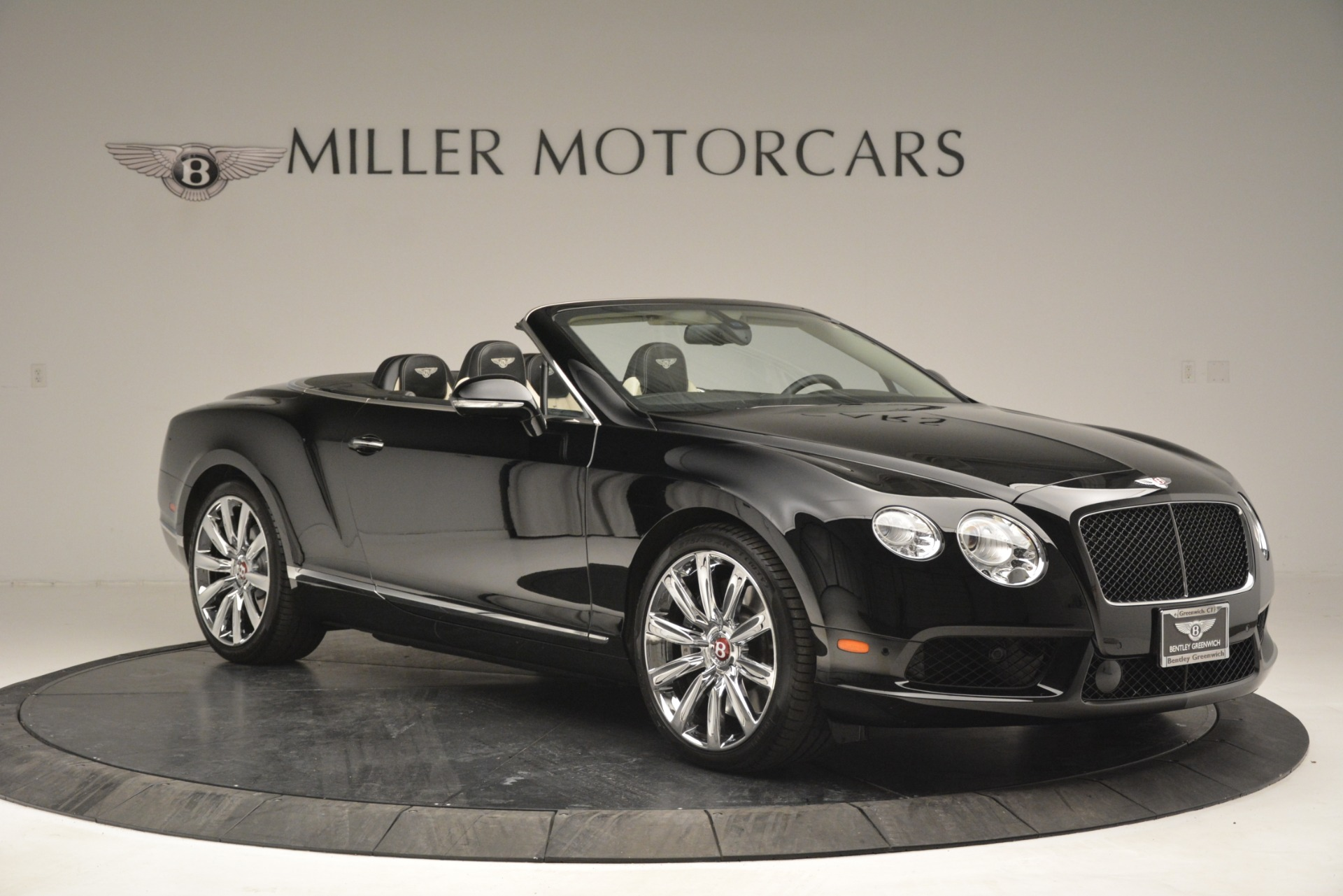Used 2014 Bentley Continental GT V8 For Sale In Greenwich, CT 2961_p10