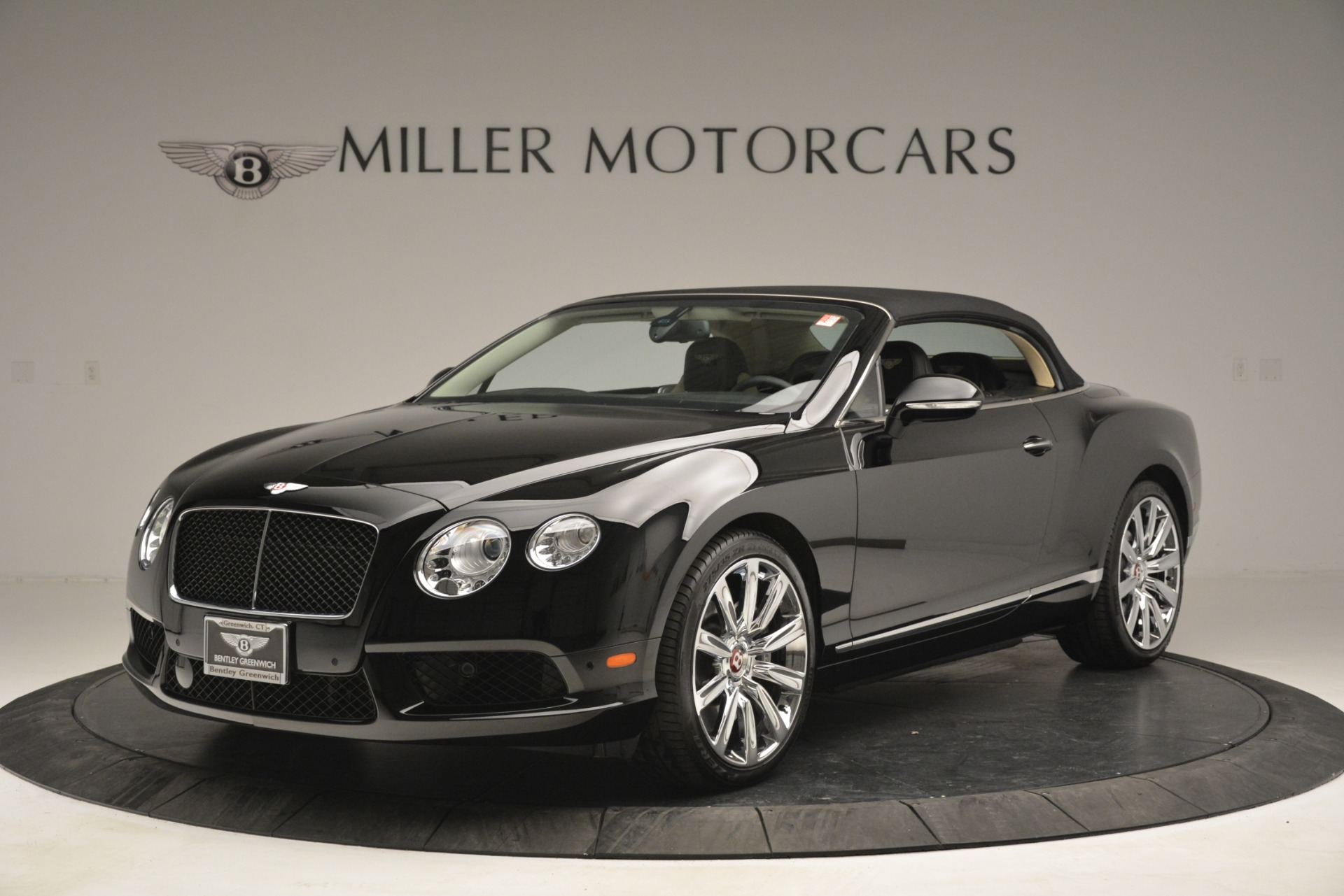 Used 2014 Bentley Continental GT V8 For Sale In Greenwich, CT 2961_p14