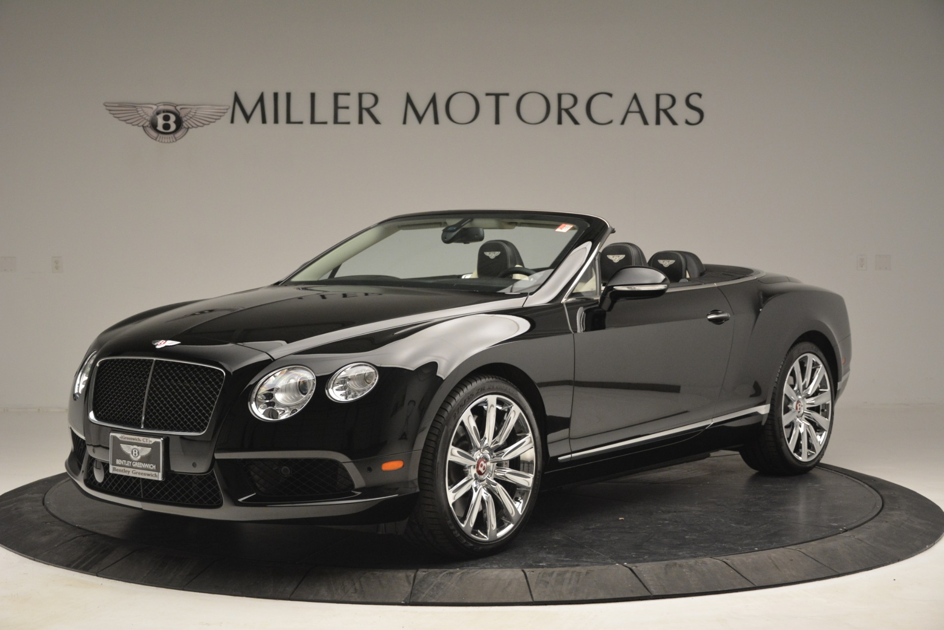 Used 2014 Bentley Continental GT V8 For Sale In Greenwich, CT 2961_p2