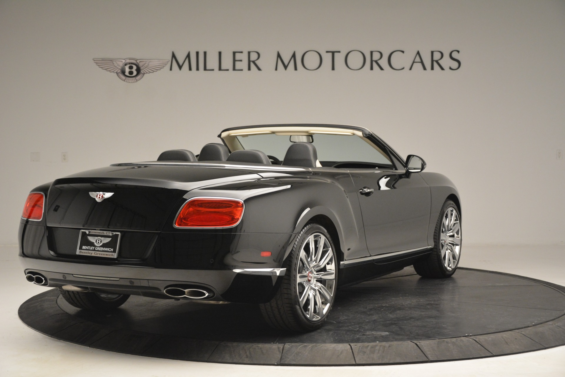 Used 2014 Bentley Continental GT V8 For Sale In Greenwich, CT 2961_p7