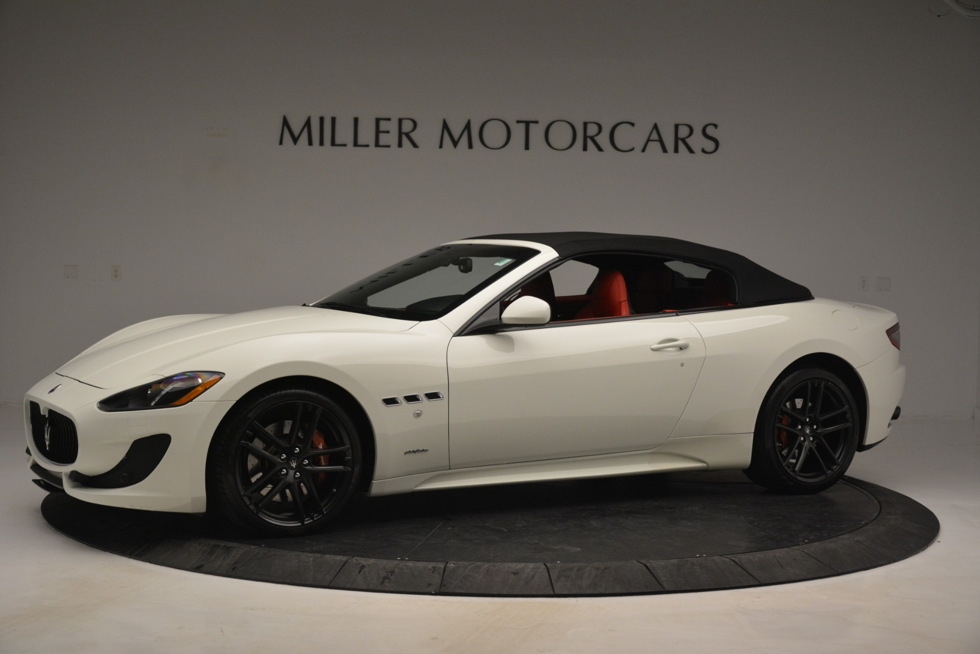 Used 2017 Maserati GranTurismo Sport For Sale In Greenwich, CT 2962_p14