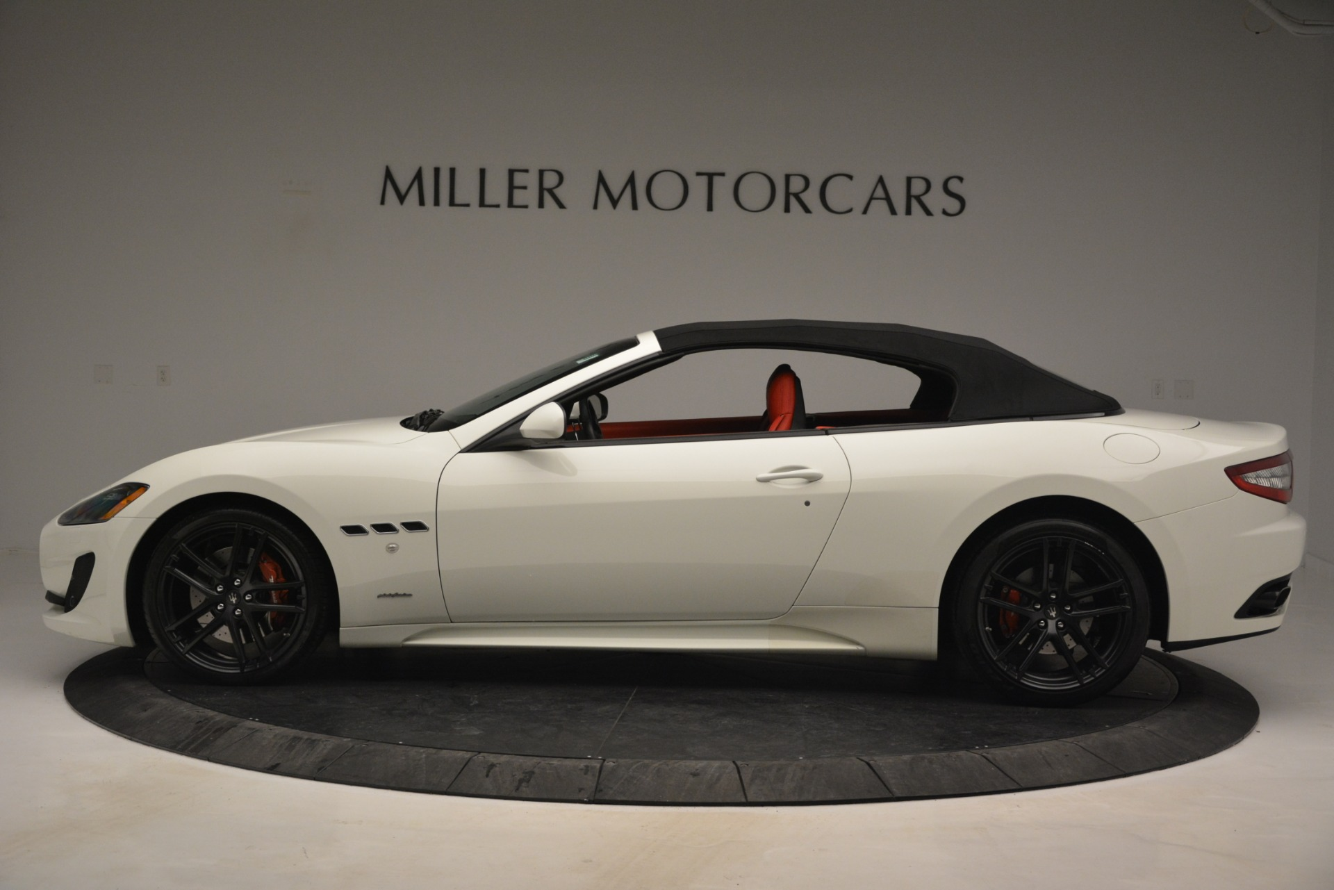 Used 2017 Maserati GranTurismo Sport For Sale In Greenwich, CT 2962_p15