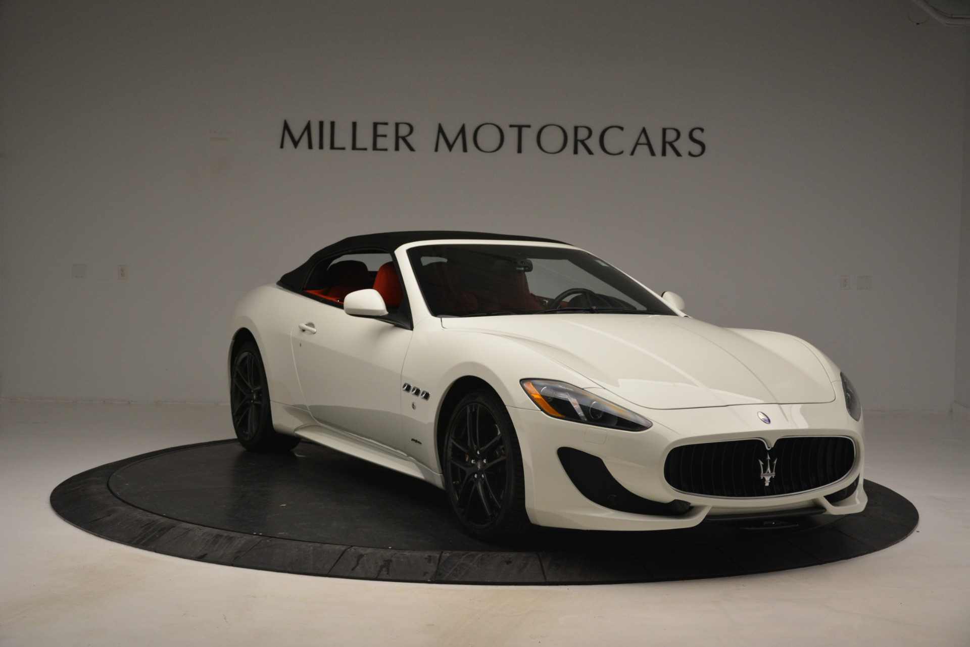 Used 2017 Maserati GranTurismo Sport For Sale In Greenwich, CT 2962_p23