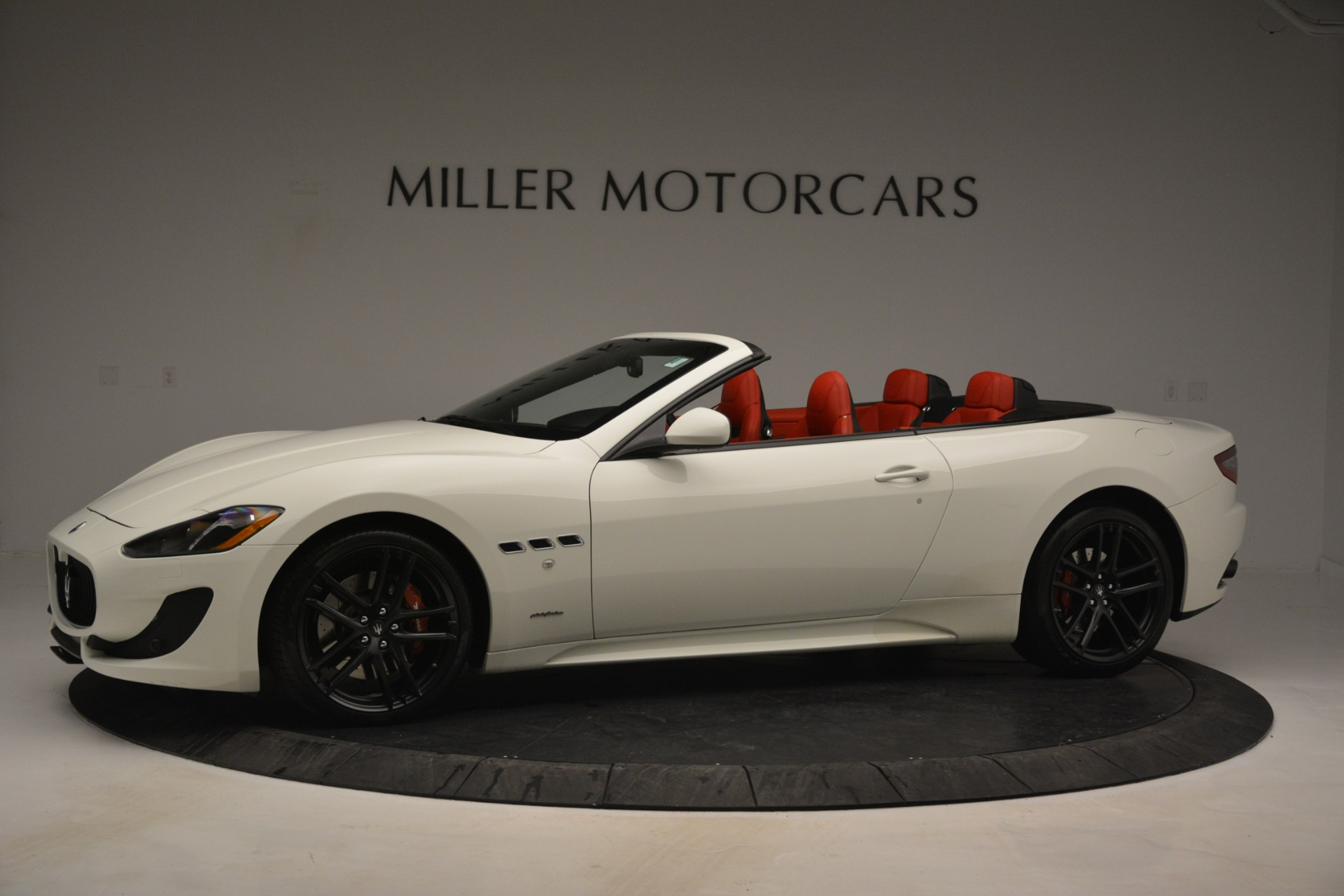 Used 2017 Maserati GranTurismo Sport For Sale In Greenwich, CT 2962_p2