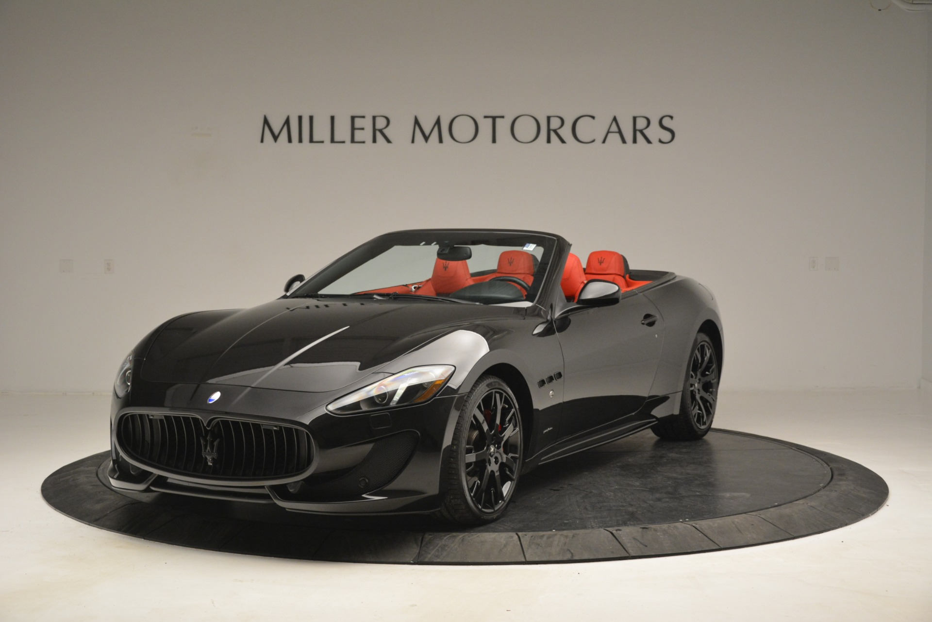 Used 2015 Maserati GranTurismo Sport For Sale In Greenwich, CT 2963_main