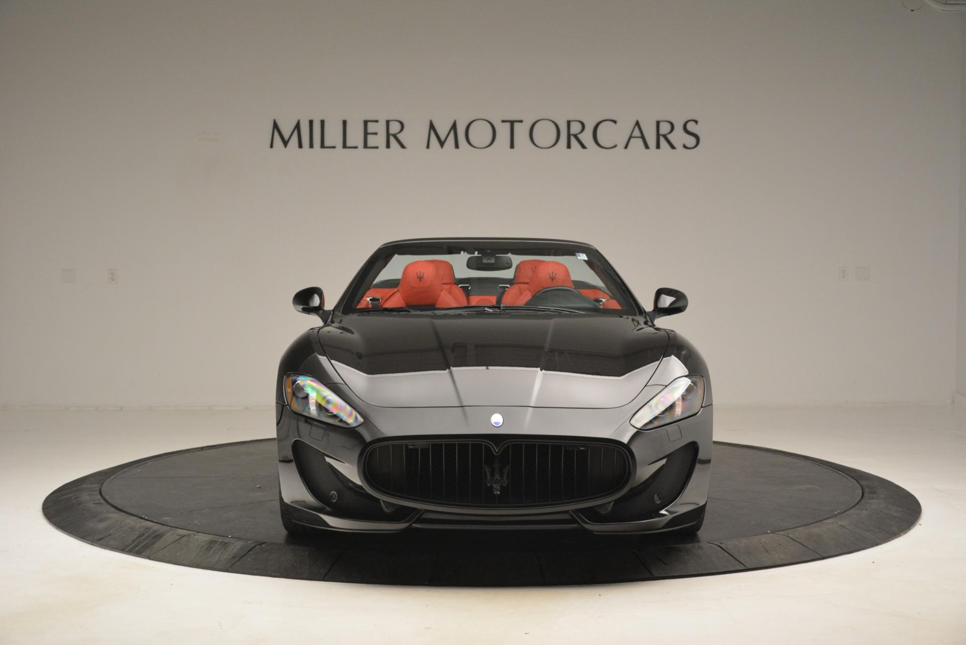 Used 2015 Maserati GranTurismo Sport For Sale In Greenwich, CT 2963_p12