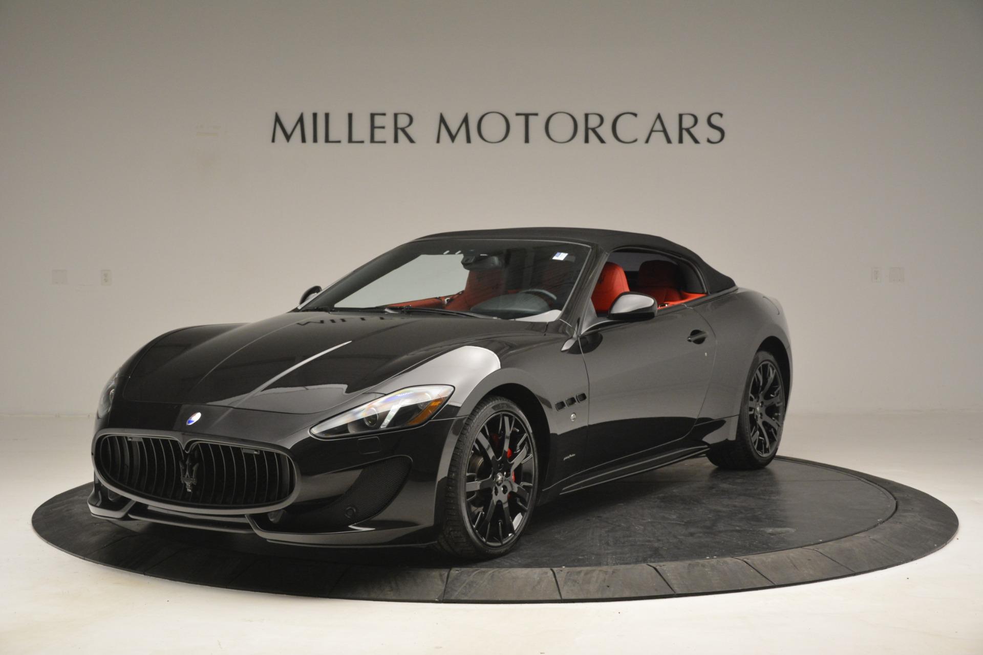 Used 2015 Maserati GranTurismo Sport For Sale In Greenwich, CT 2963_p13