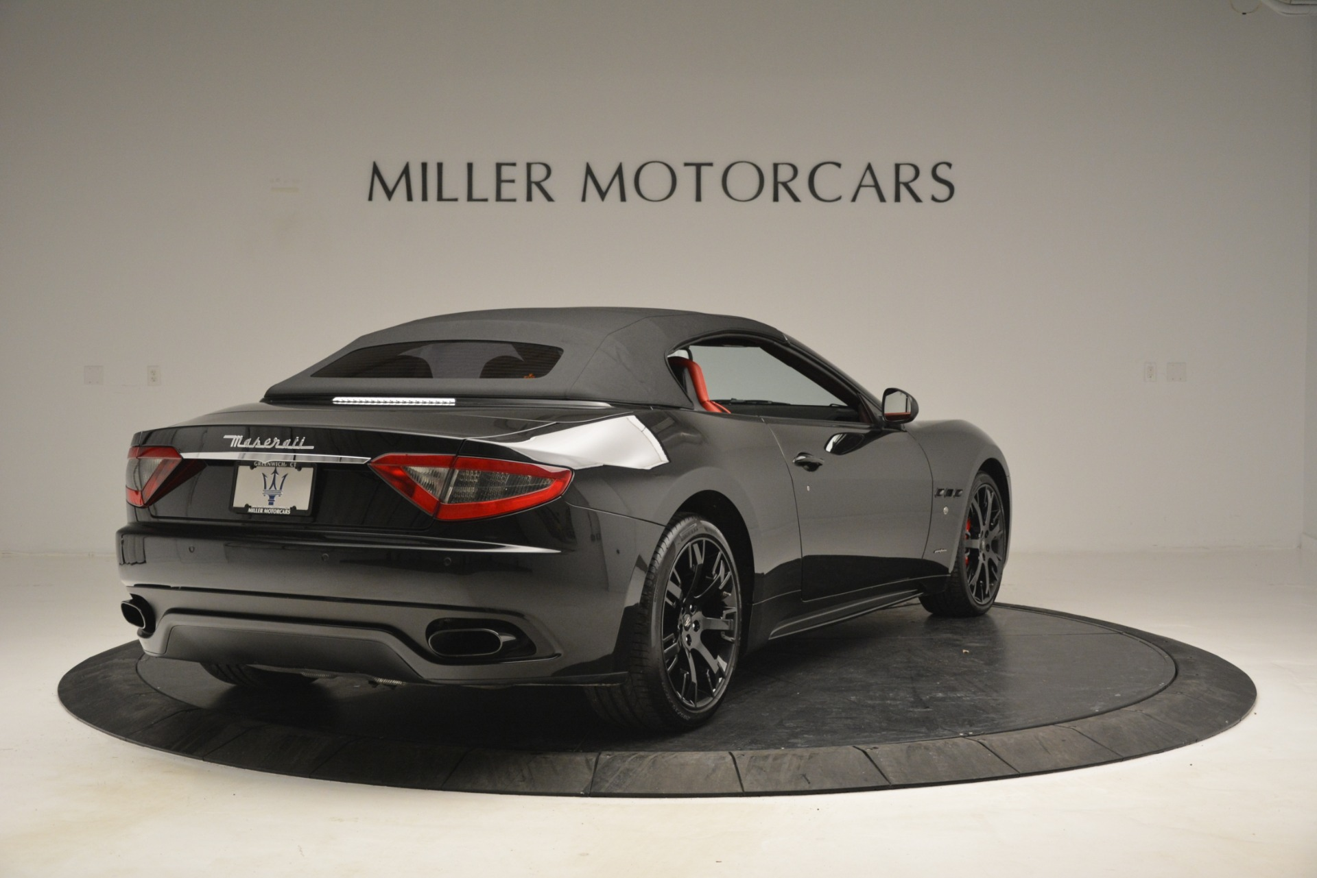 Used 2015 Maserati GranTurismo Sport For Sale In Greenwich, CT 2963_p19