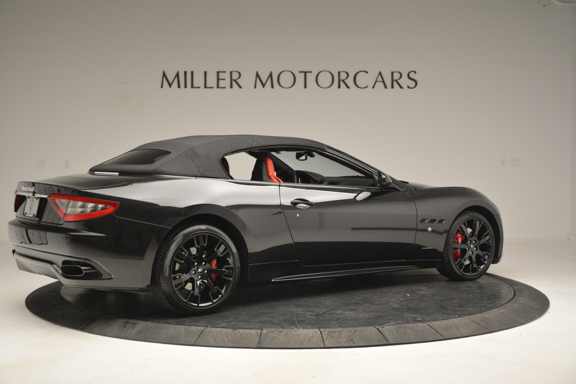 Used 2015 Maserati GranTurismo Sport For Sale In Greenwich, CT 2963_p20