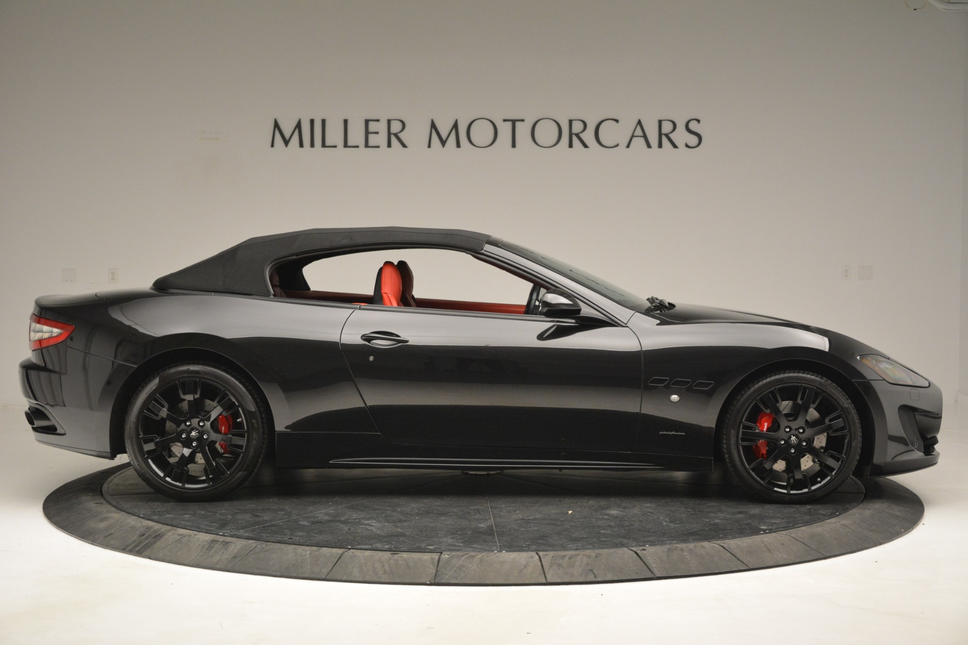 Used 2015 Maserati GranTurismo Sport For Sale In Greenwich, CT 2963_p21