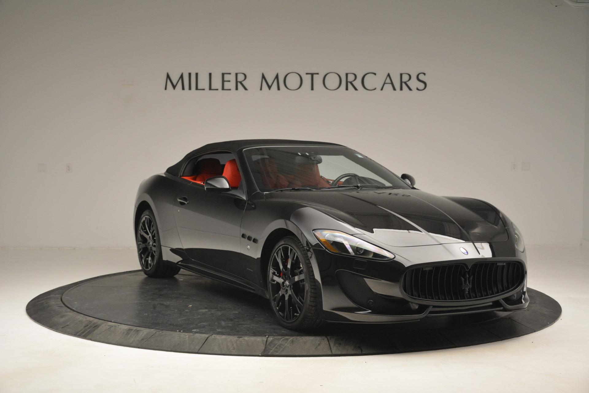 Used 2015 Maserati GranTurismo Sport For Sale In Greenwich, CT 2963_p23