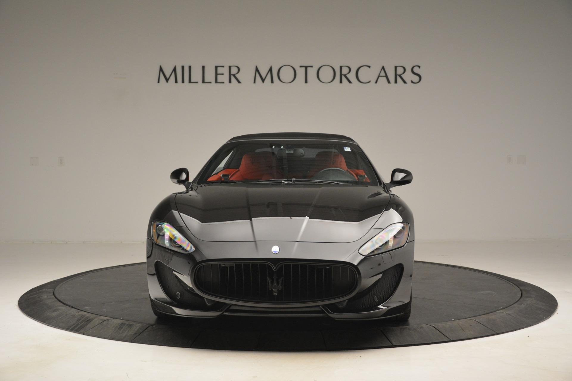 Used 2015 Maserati GranTurismo Sport For Sale In Greenwich, CT 2963_p24