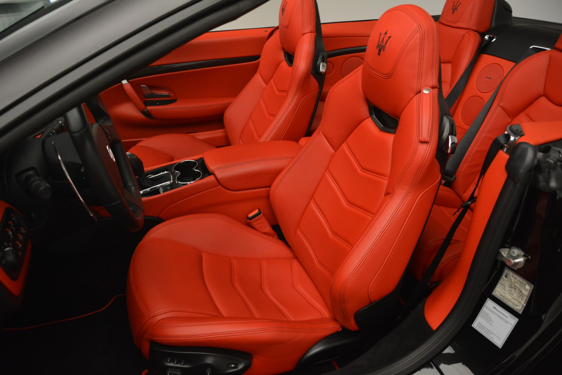 Used 2015 Maserati GranTurismo Sport For Sale In Greenwich, CT 2963_p25
