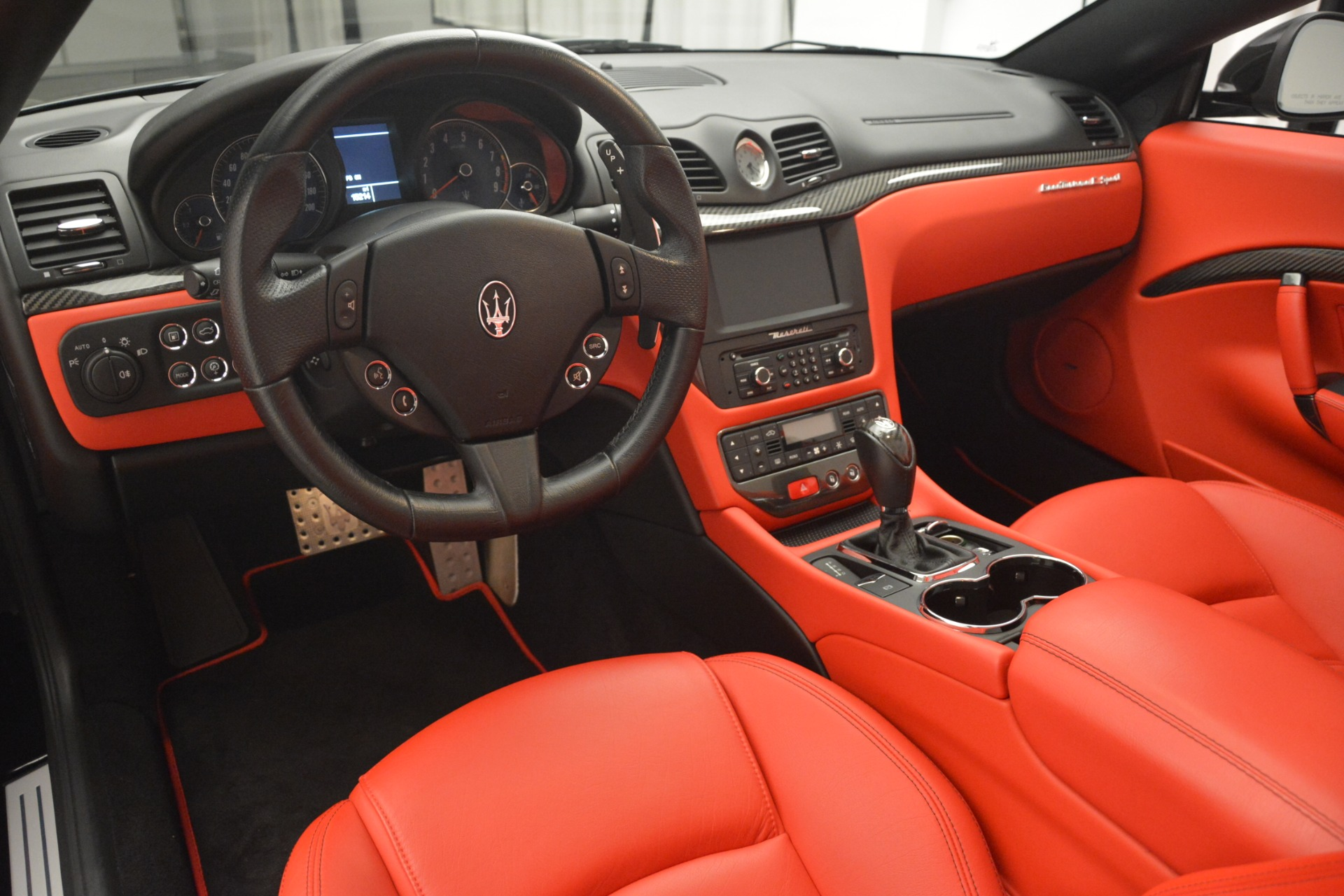 Used 2015 Maserati GranTurismo Sport For Sale In Greenwich, CT 2963_p26