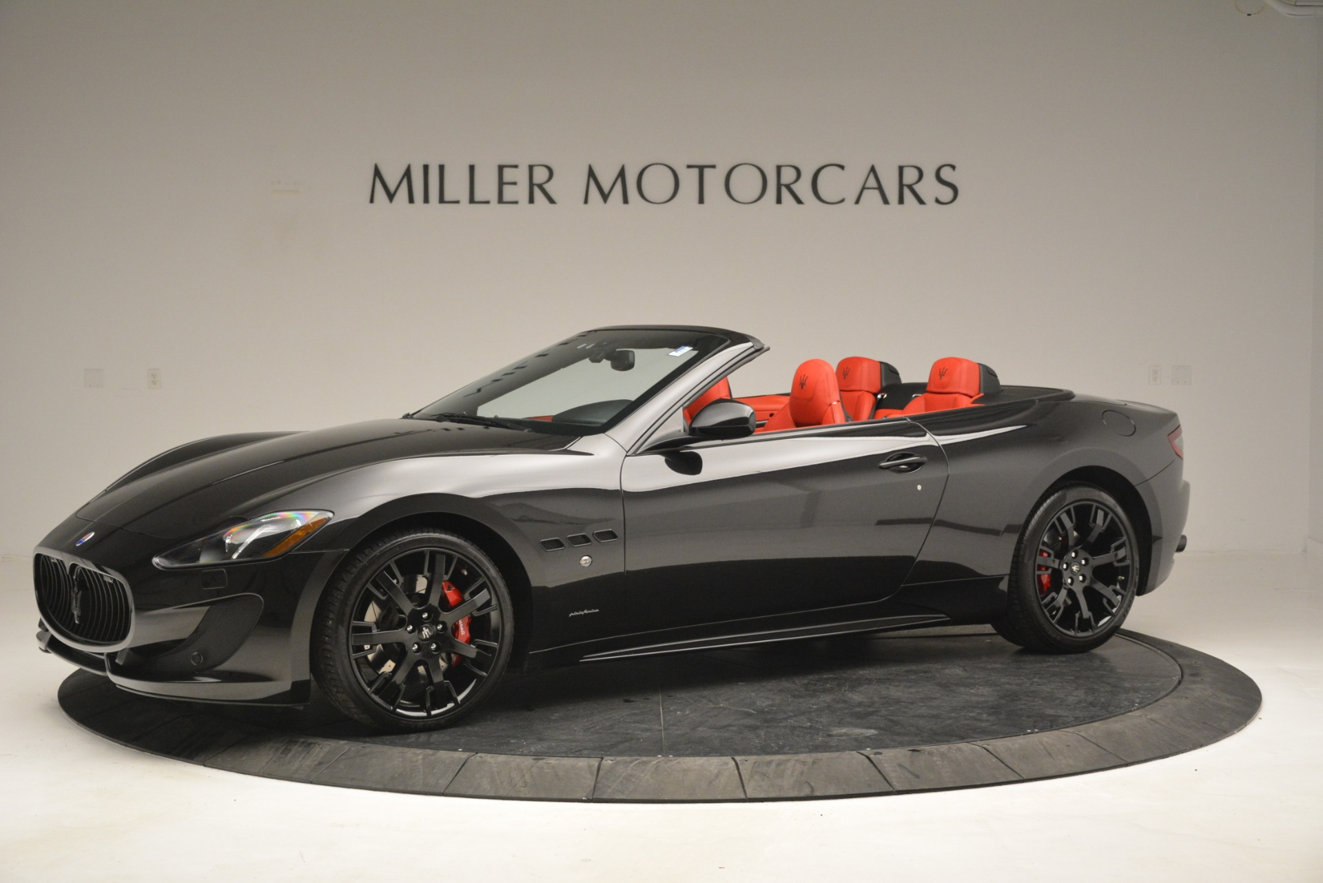 Used 2015 Maserati GranTurismo Sport For Sale In Greenwich, CT 2963_p2