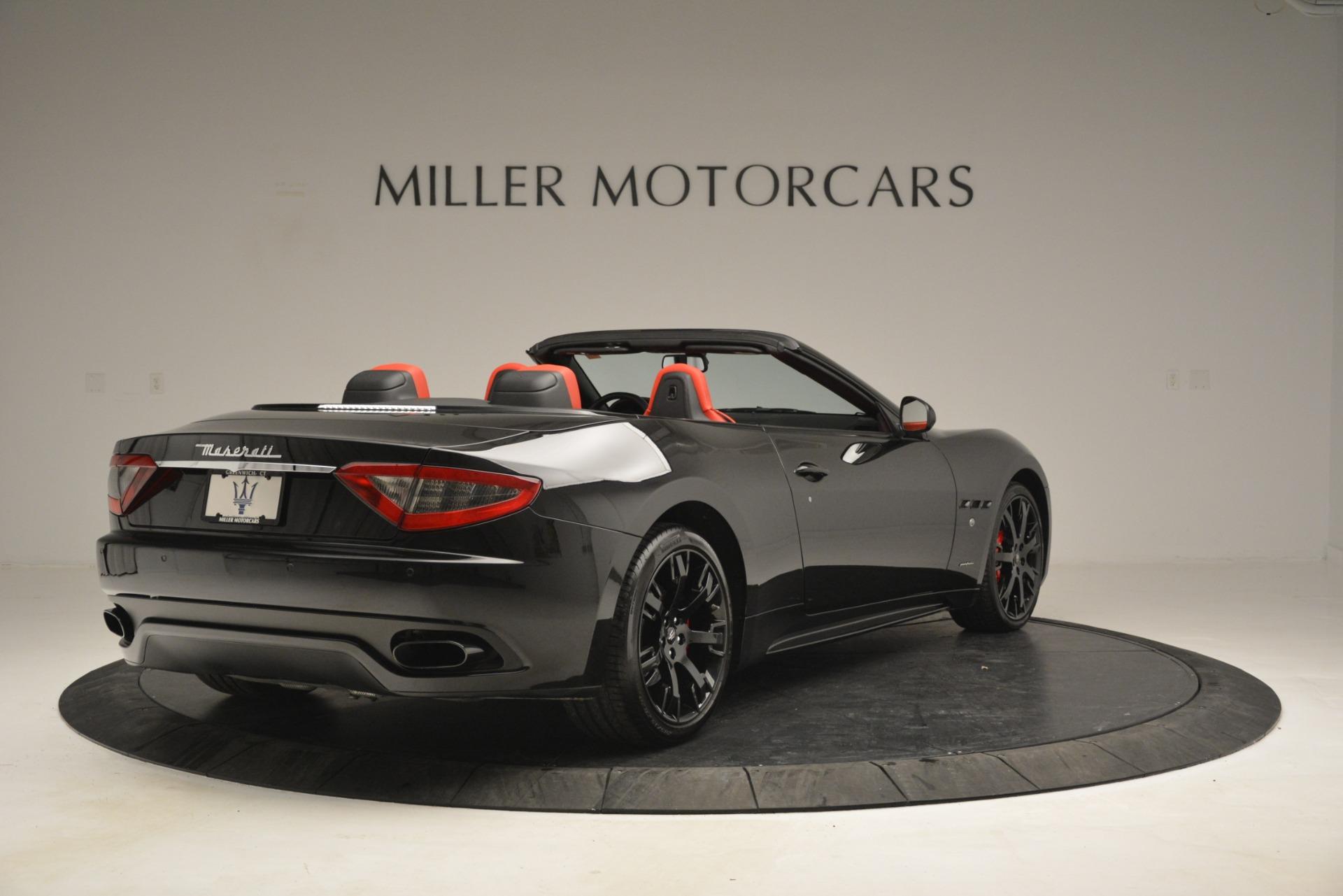 Used 2015 Maserati GranTurismo Sport For Sale In Greenwich, CT 2963_p7