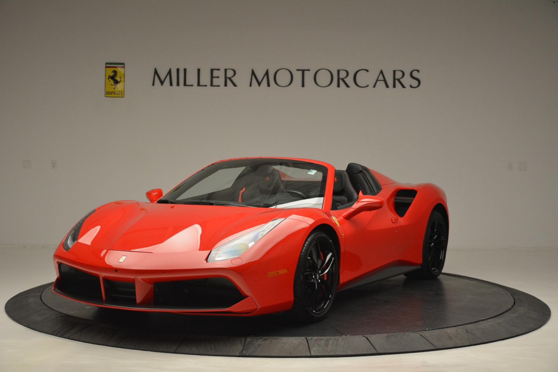 Used 2017 Ferrari 488 Spider  For Sale In Greenwich, CT 2965_main