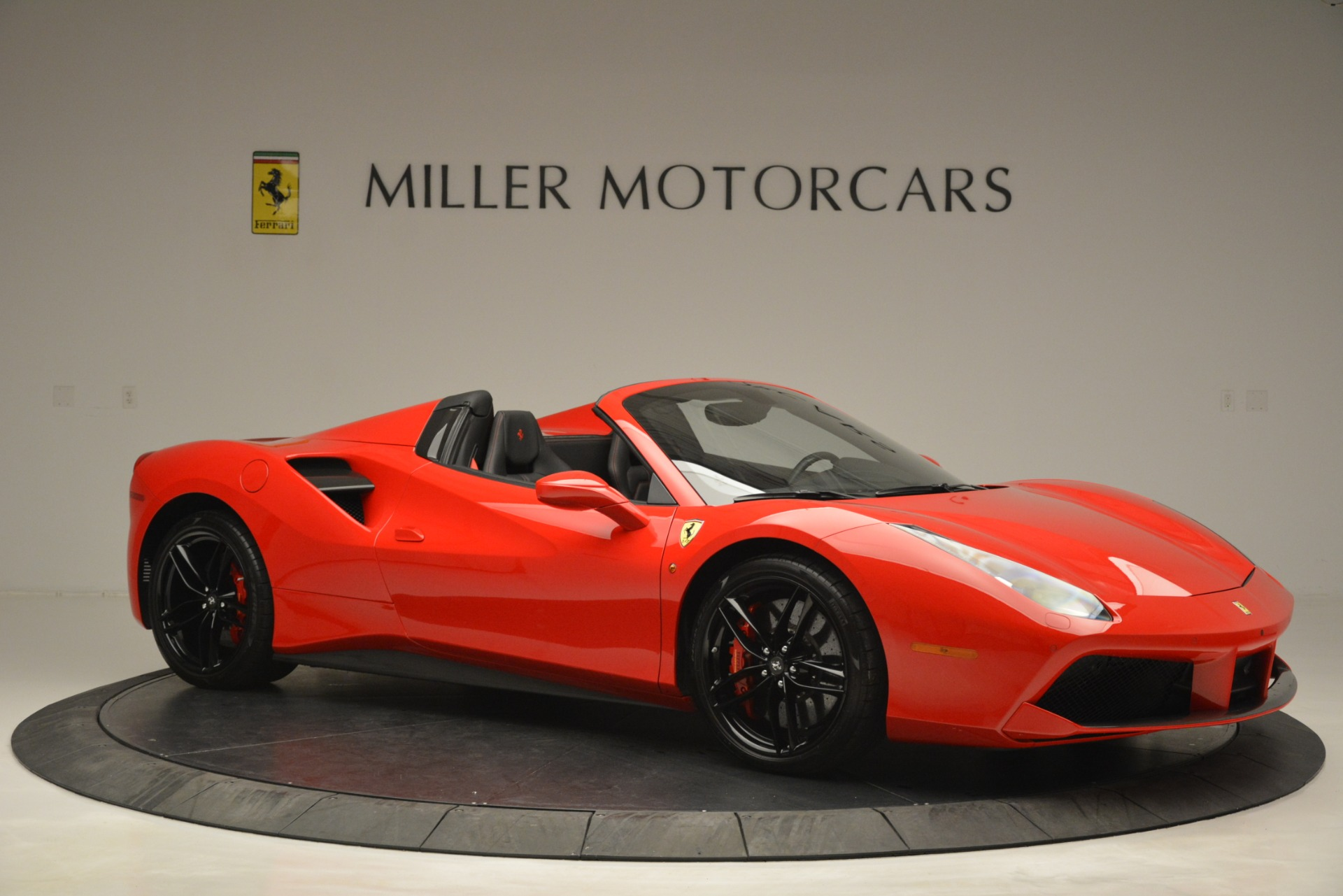 Used 2017 Ferrari 488 Spider  For Sale In Greenwich, CT 2965_p10