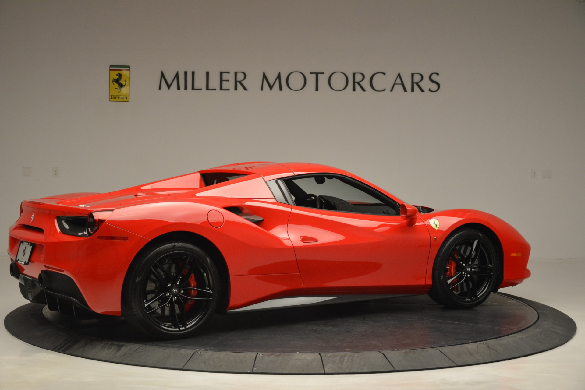 Used 2017 Ferrari 488 Spider  For Sale In Greenwich, CT 2965_p20