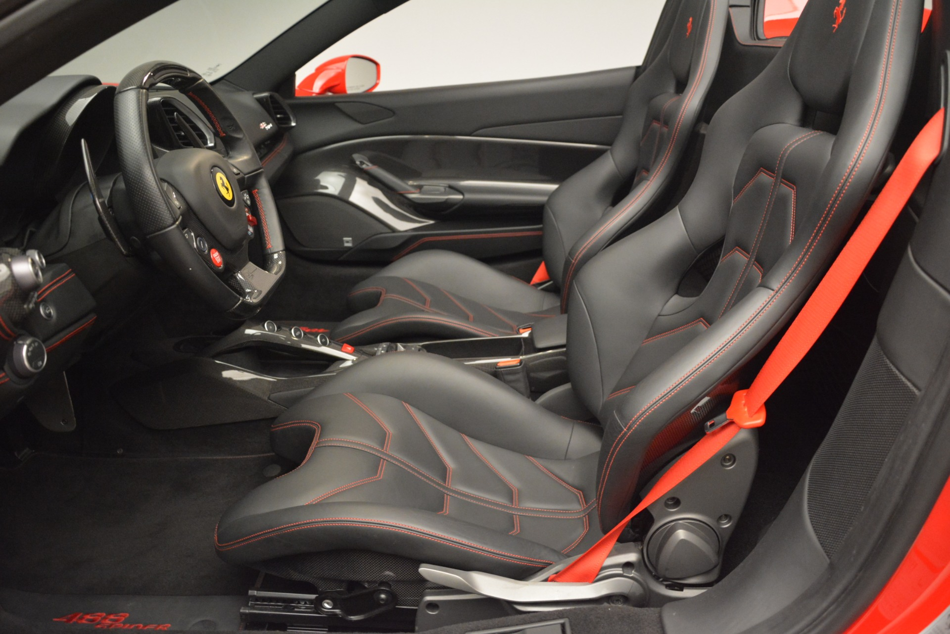 Used 2017 Ferrari 488 Spider  For Sale In Greenwich, CT 2965_p26