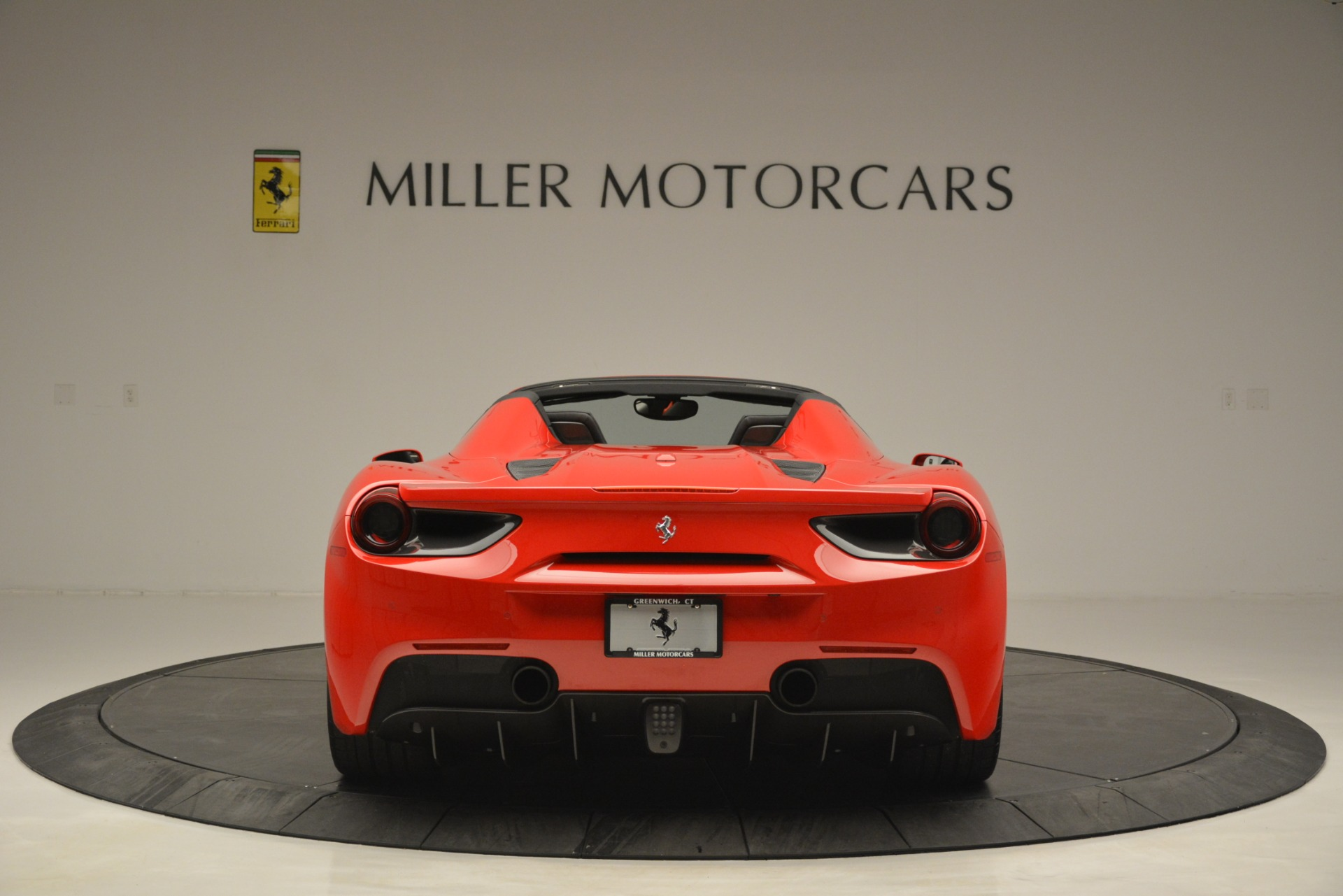 Used 2017 Ferrari 488 Spider  For Sale In Greenwich, CT 2965_p6