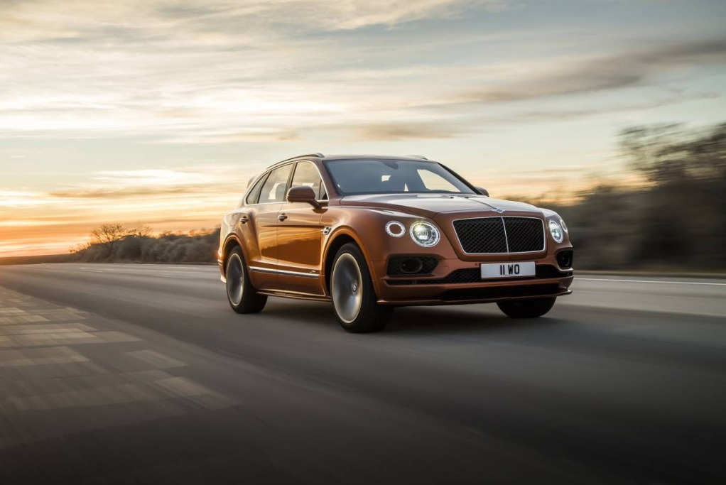 New 2020 Bentley Bentayga Speed For Sale In Greenwich, CT 2966_main