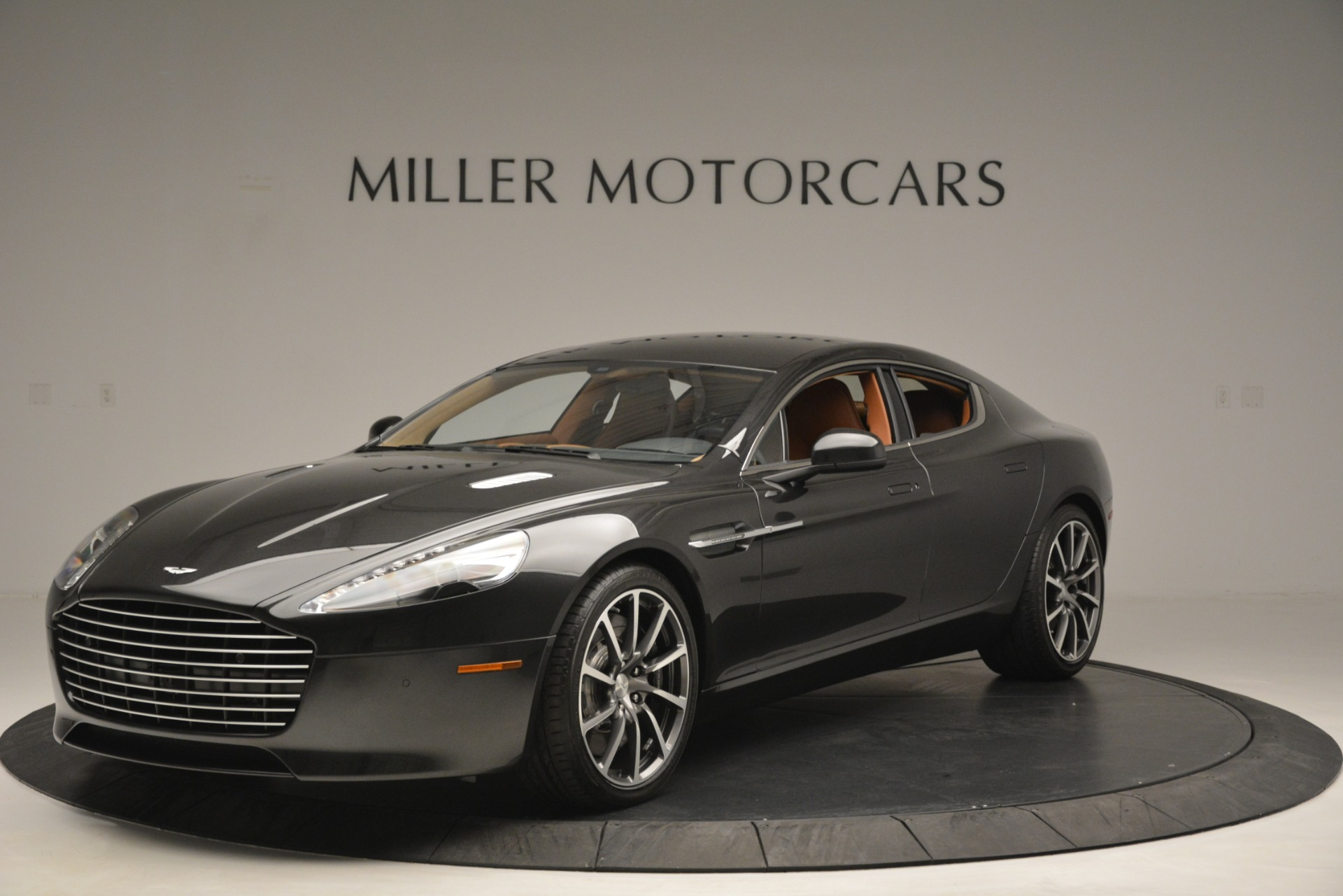 Used 2016 Aston Martin Rapide S  For Sale In Greenwich, CT 2967_p2