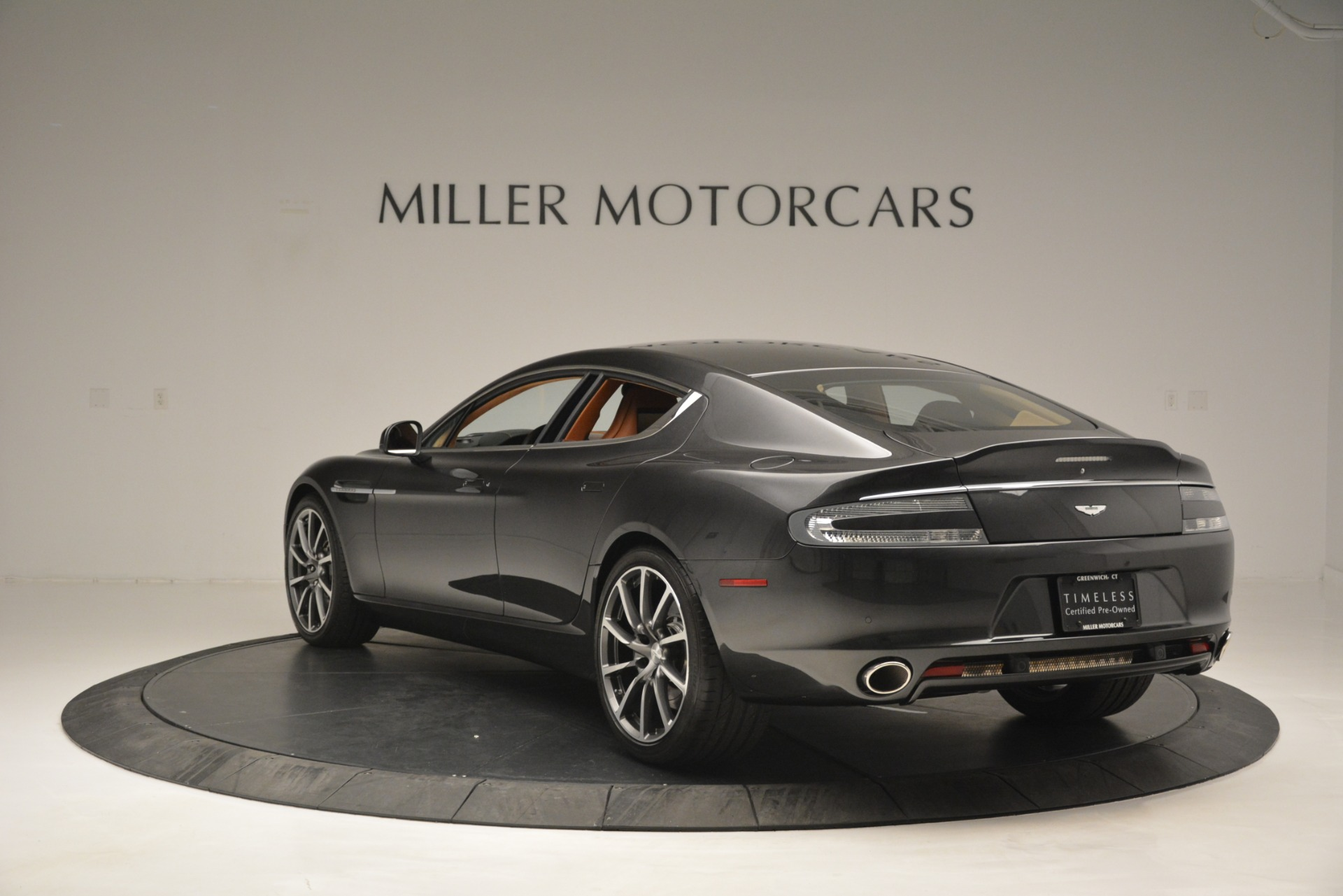 Used 2016 Aston Martin Rapide S  For Sale In Greenwich, CT 2967_p5